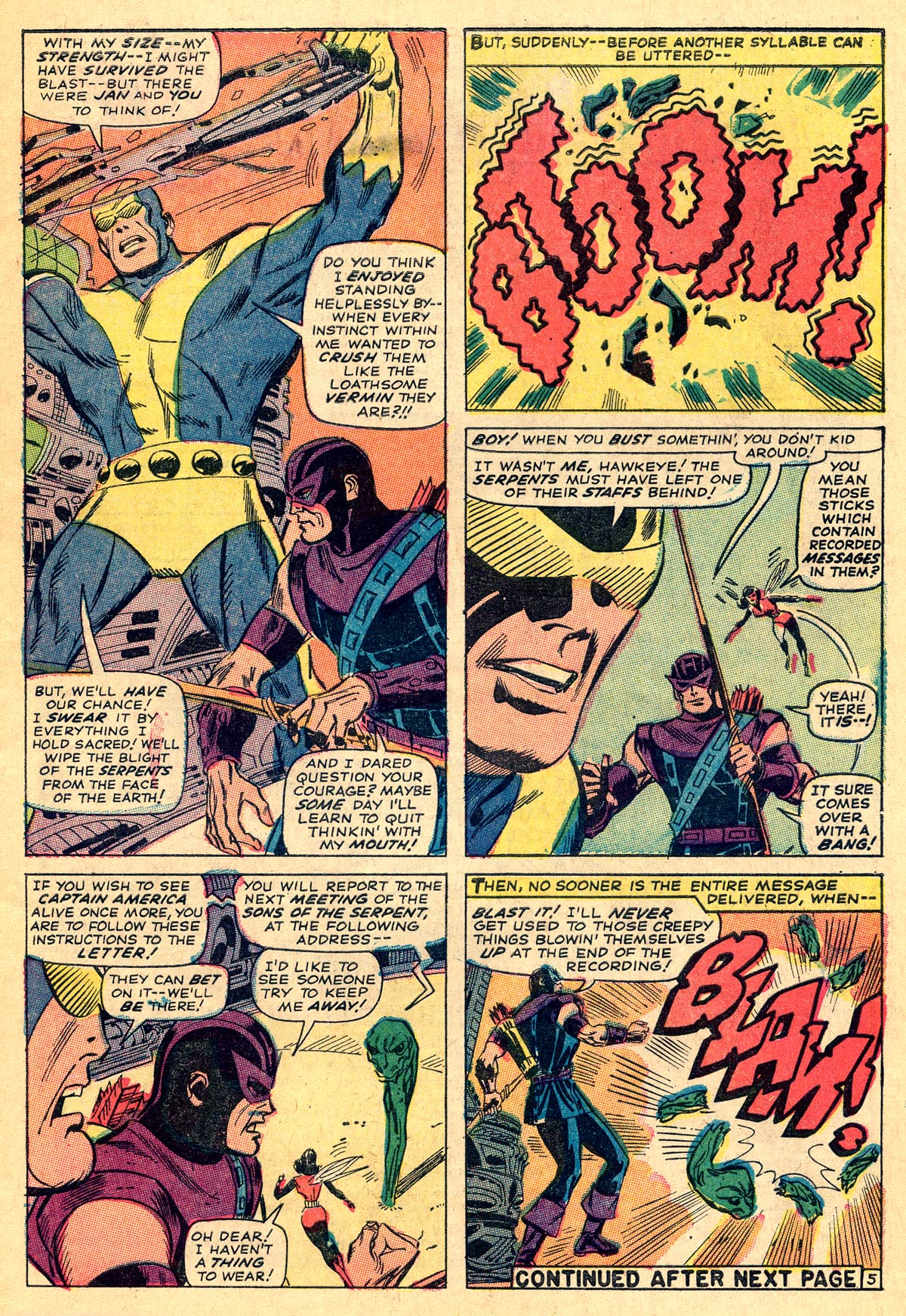 The Avengers (1963) 33 Page 5