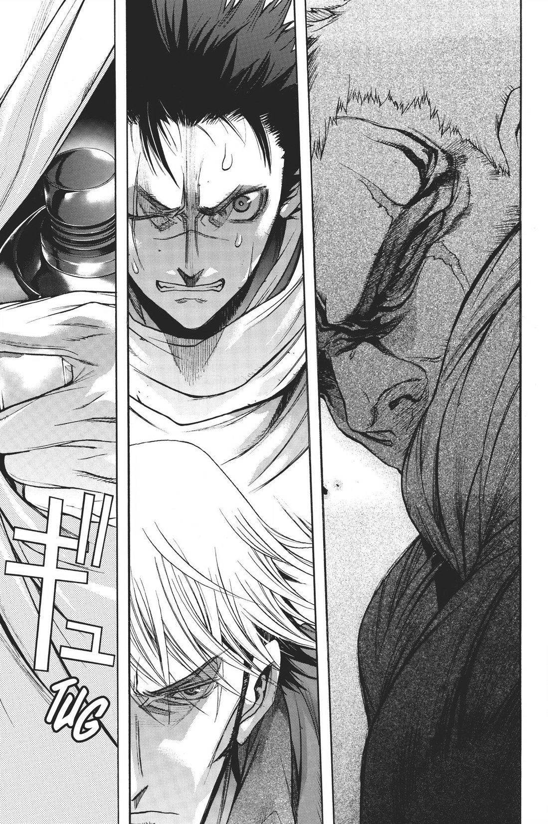 Read online Attack on Titan: Before the Fall comic -  Issue #3 - 137