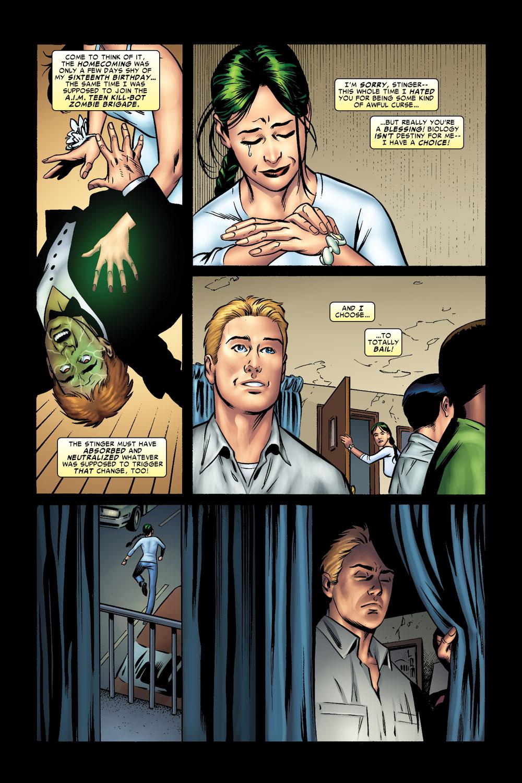 Read online Amazing Fantasy (2004) comic -  Issue #11 - 13
