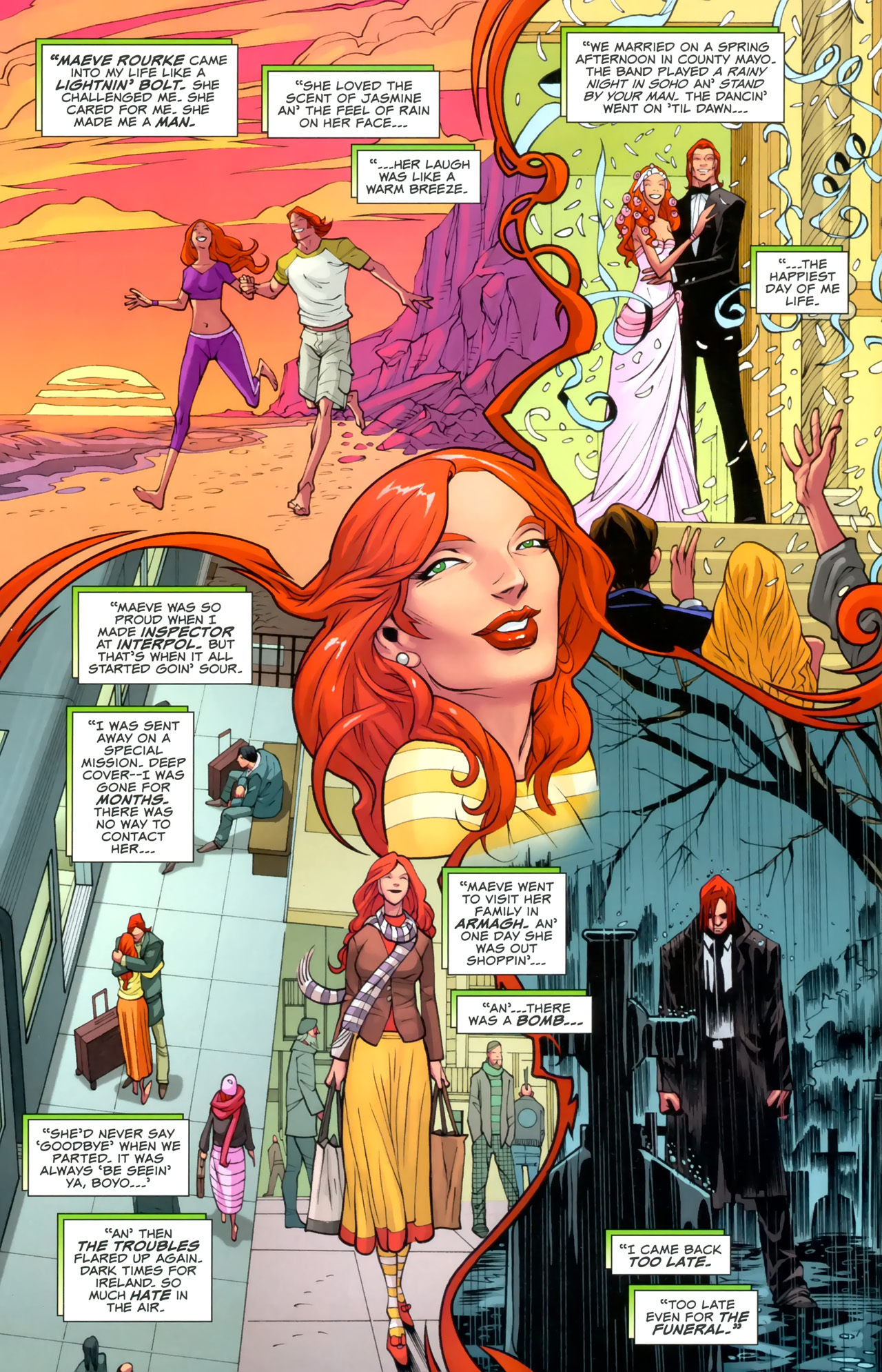 Read online Uncanny X-Men: First Class comic -  Issue #3 - 8