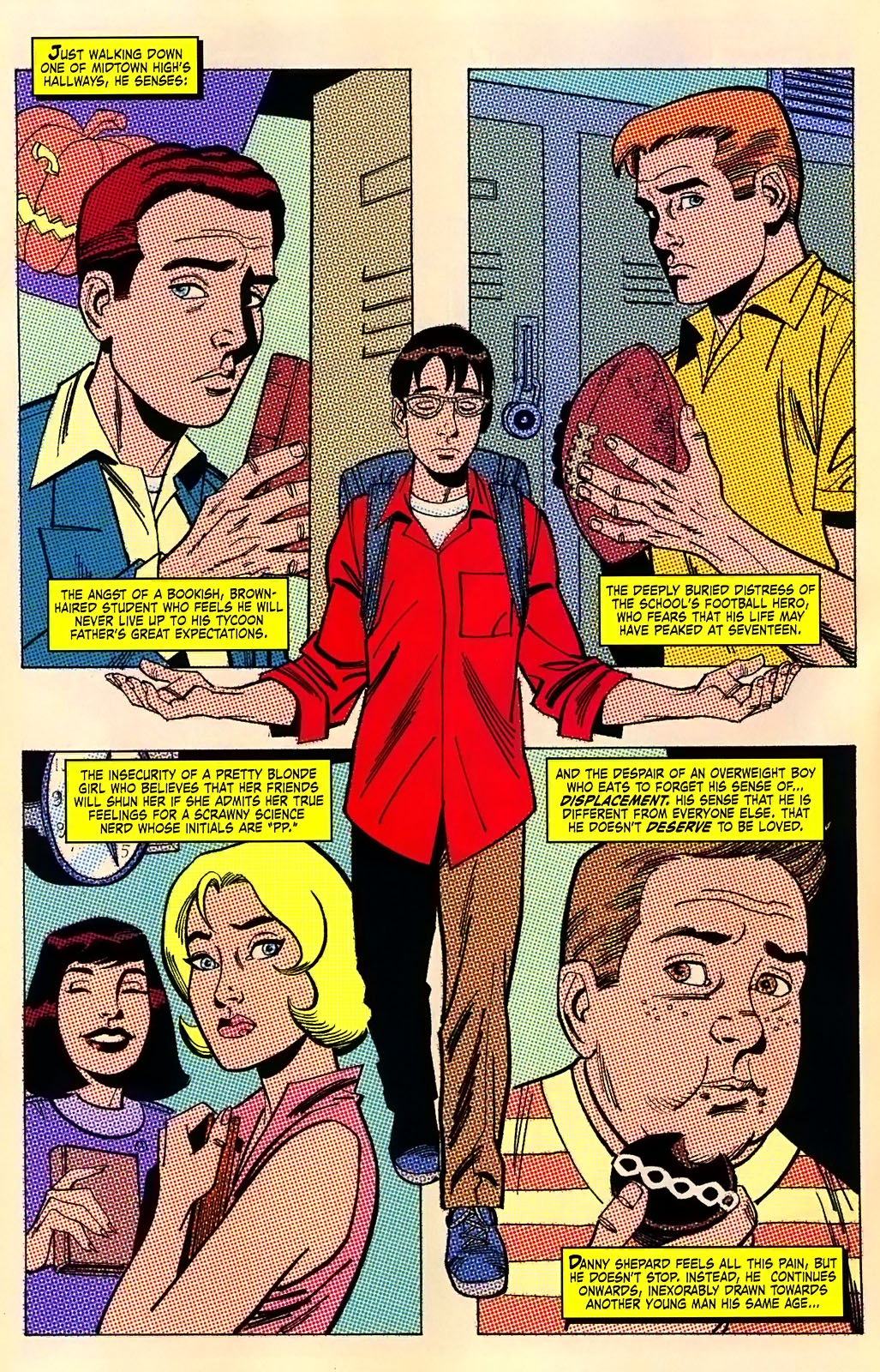 Read online Amazing Fantasy (2004) comic -  Issue #15 - 36
