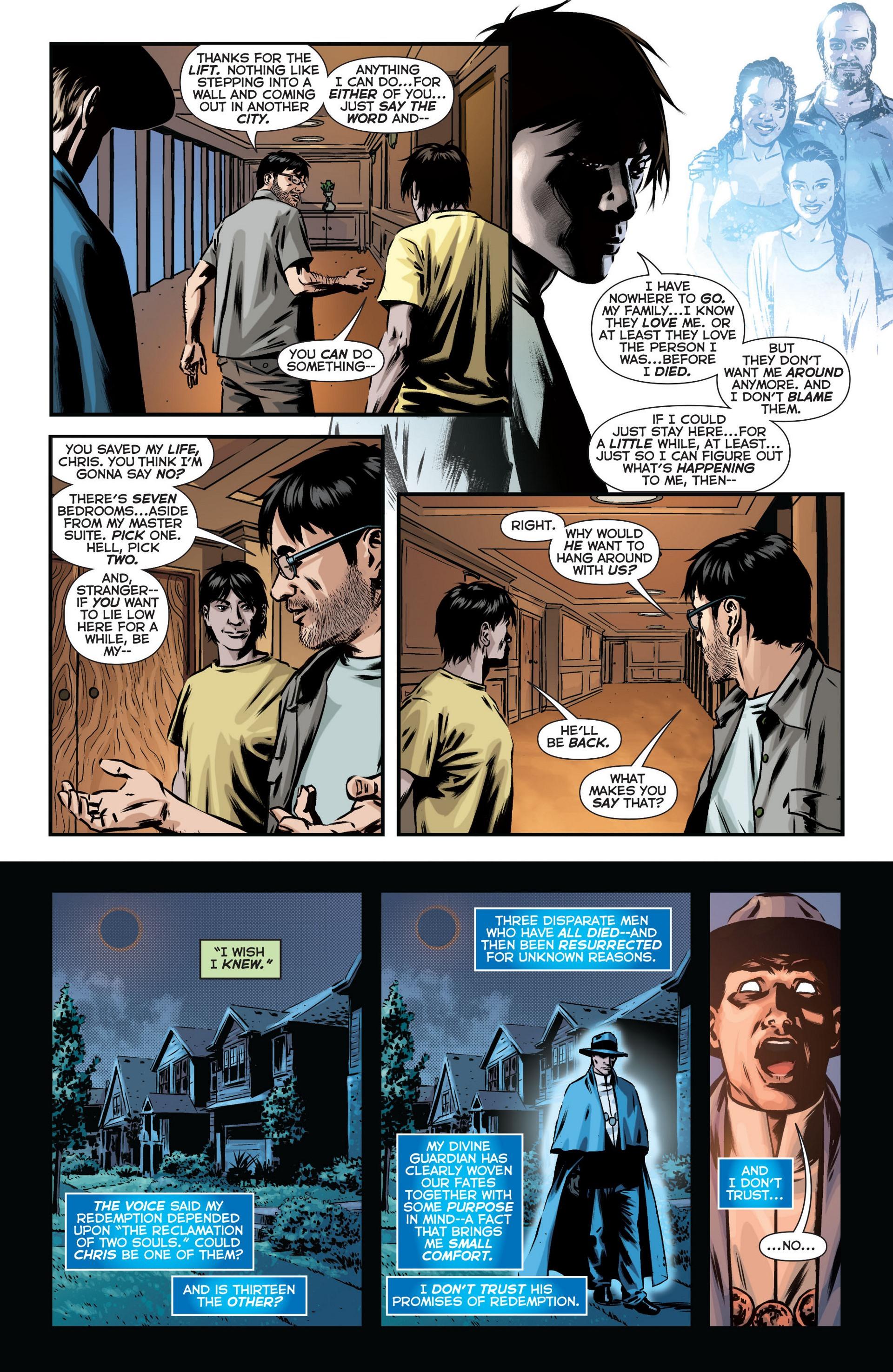 Read online Trinity of Sin: The Phantom Stranger comic -  Issue #12 - 19