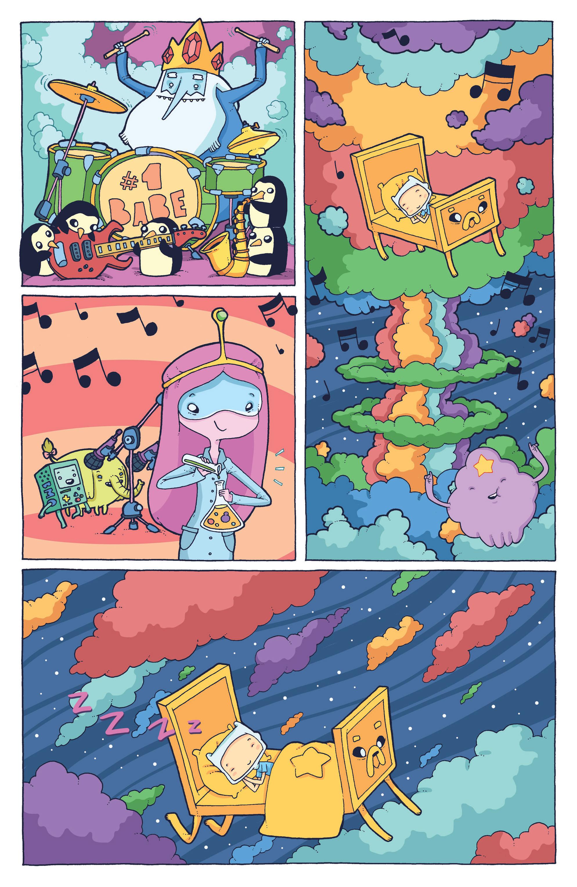 Read online Adventure Time Comics comic -  Issue #2 - 23