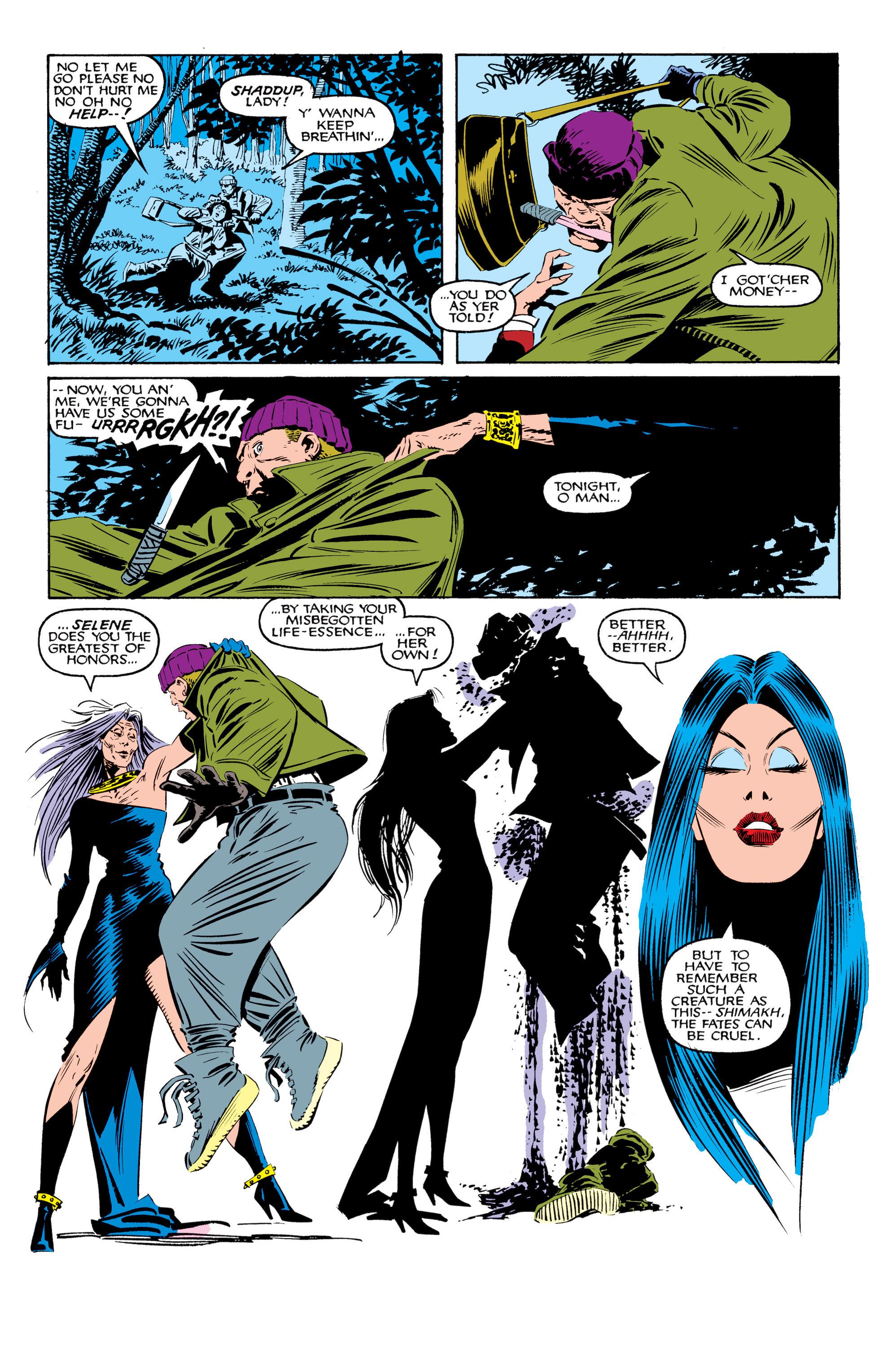 Read online Uncanny X-Men (1963) comic -  Issue #208 - 5