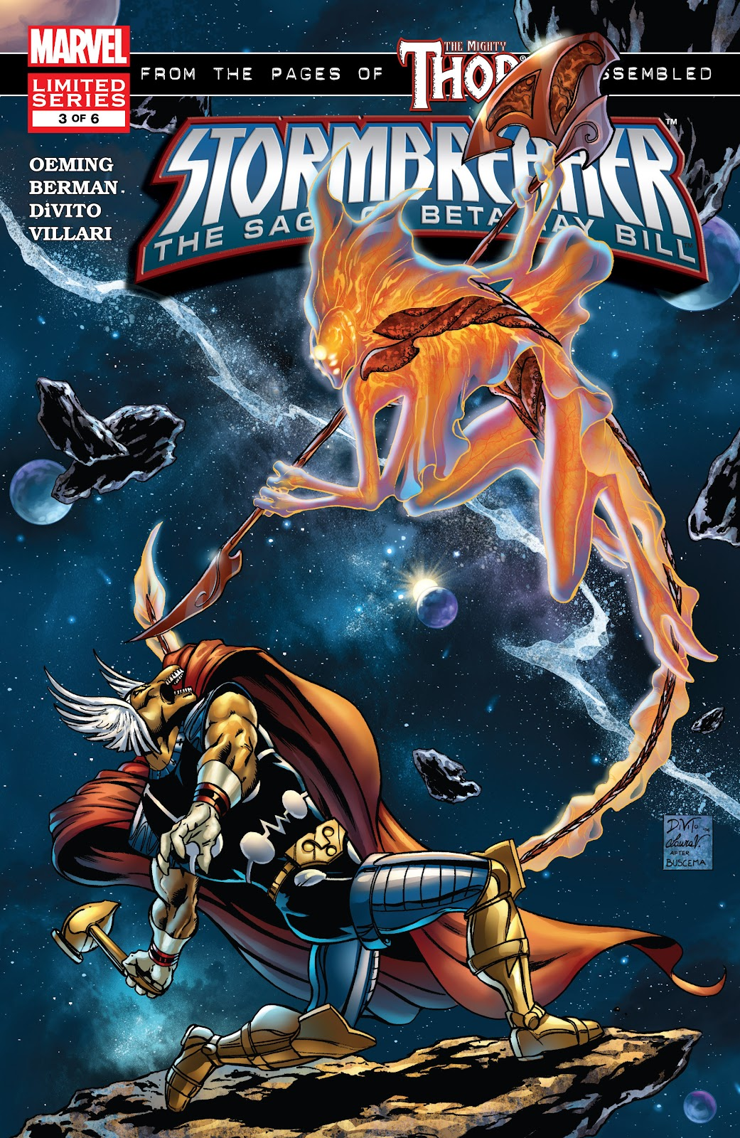 Read online Thor: Ragnaroks comic -  Issue # TPB (Part 4) - 6