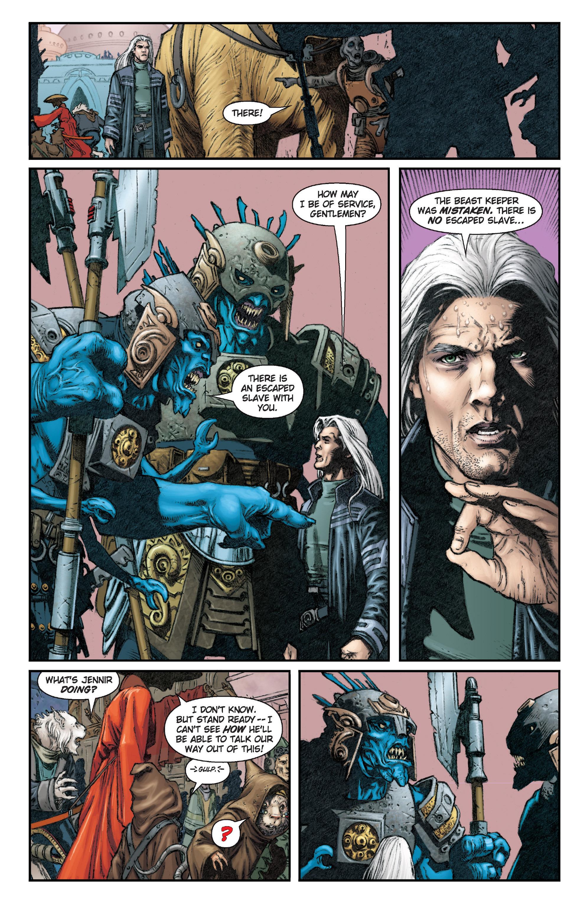 Read online Star Wars Omnibus comic -  Issue # Vol. 31 - 113