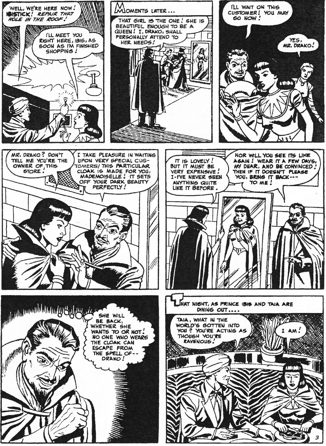 Read online Men of Mystery Comics comic -  Issue #82 - 165