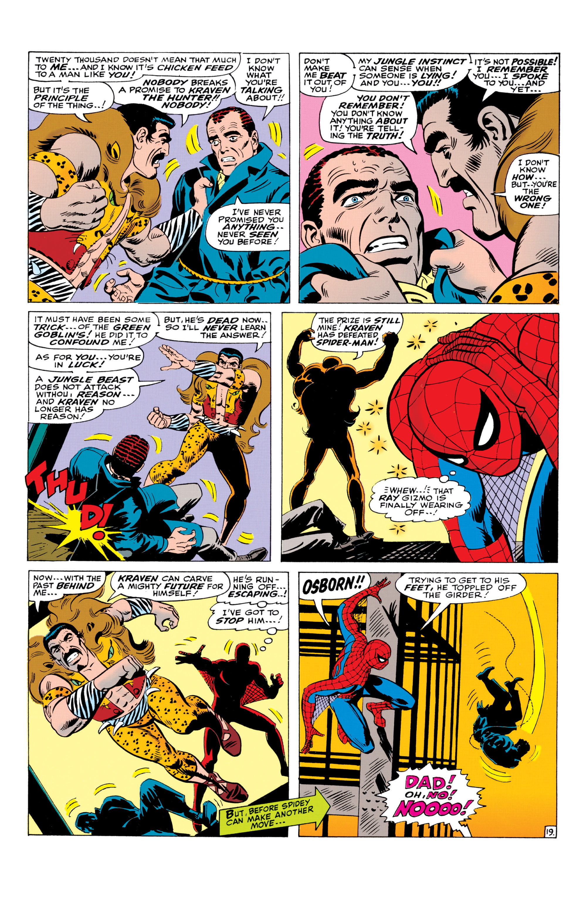 The Amazing Spider-Man (1963) 47 Page 19