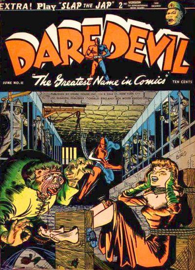 Daredevil (1941) 11 Page 1