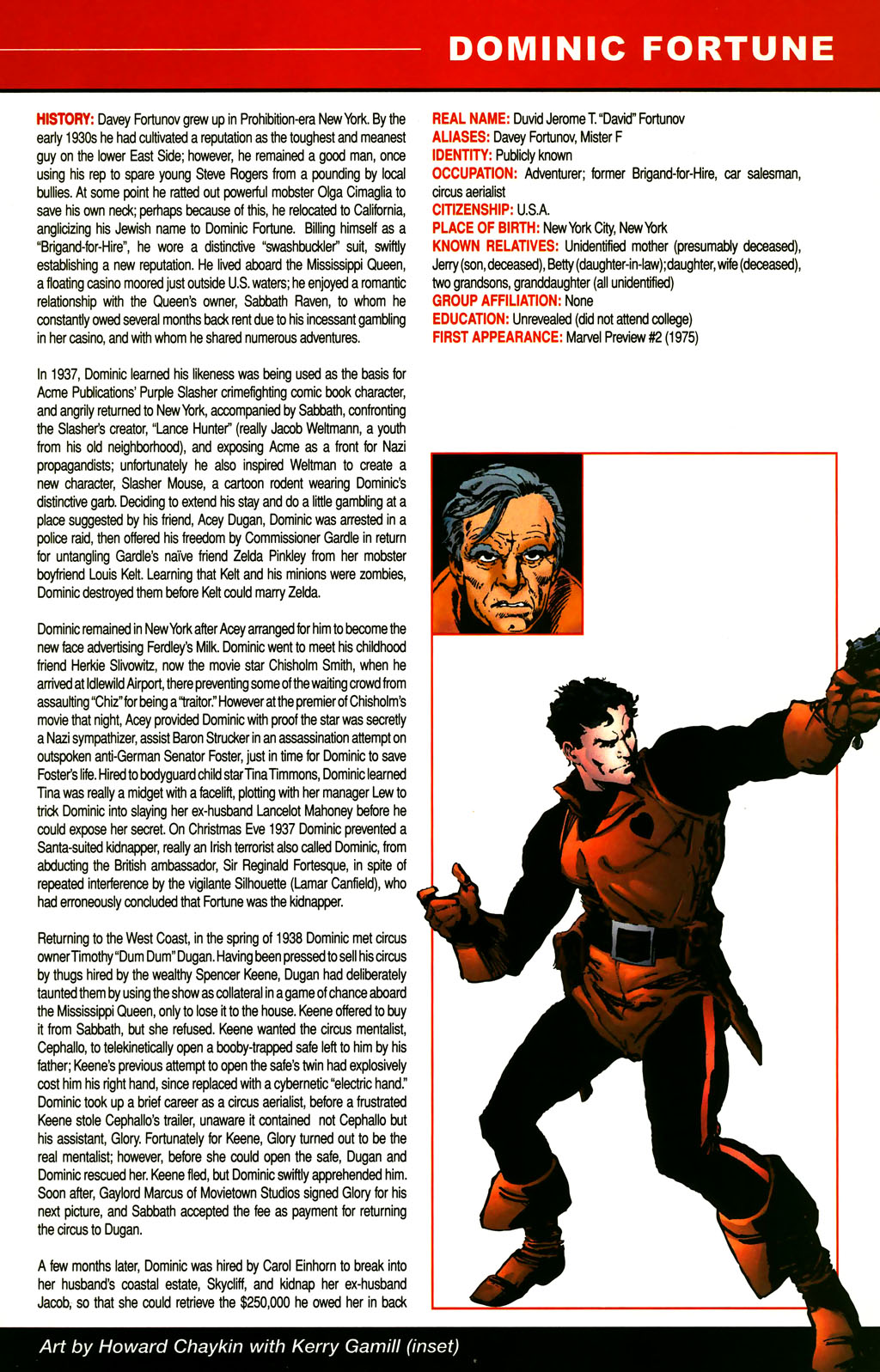 Read online All-New Official Handbook of the Marvel Universe A to Z comic -  Issue #3 - 57