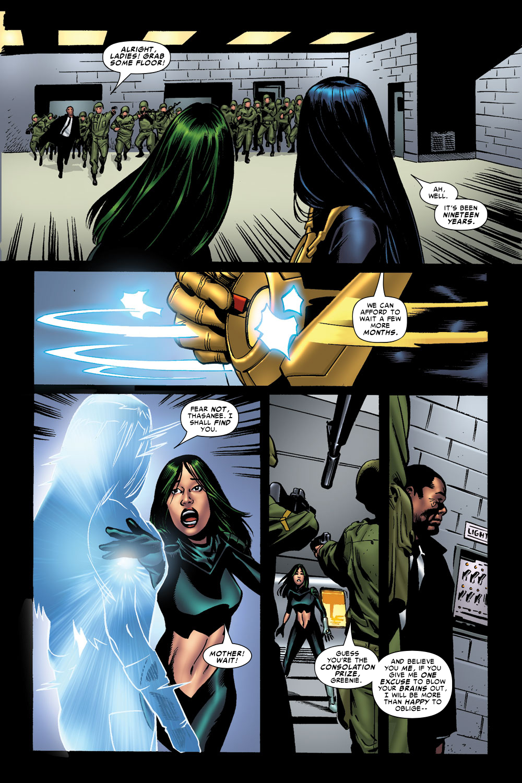 Read online Amazing Fantasy (2004) comic -  Issue #12 - 18