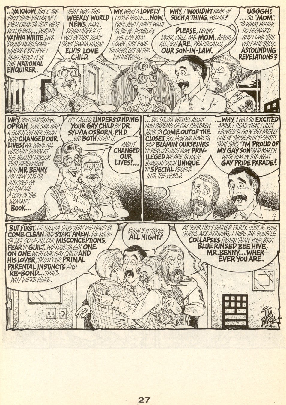 Gay Comix (Gay Comics) issue _Special_1 - Page 30