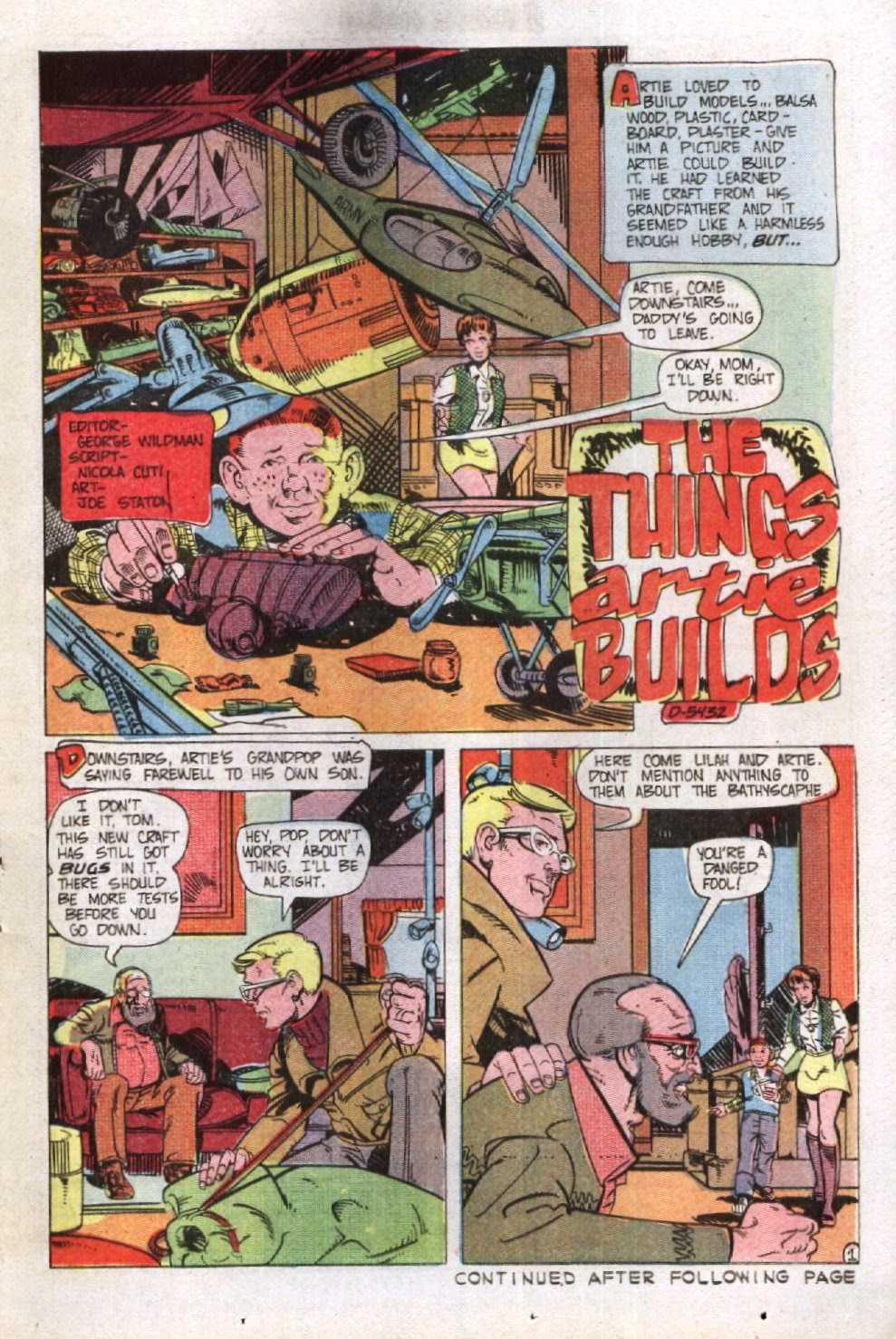 Midnight Tales issue 6 - Page 13