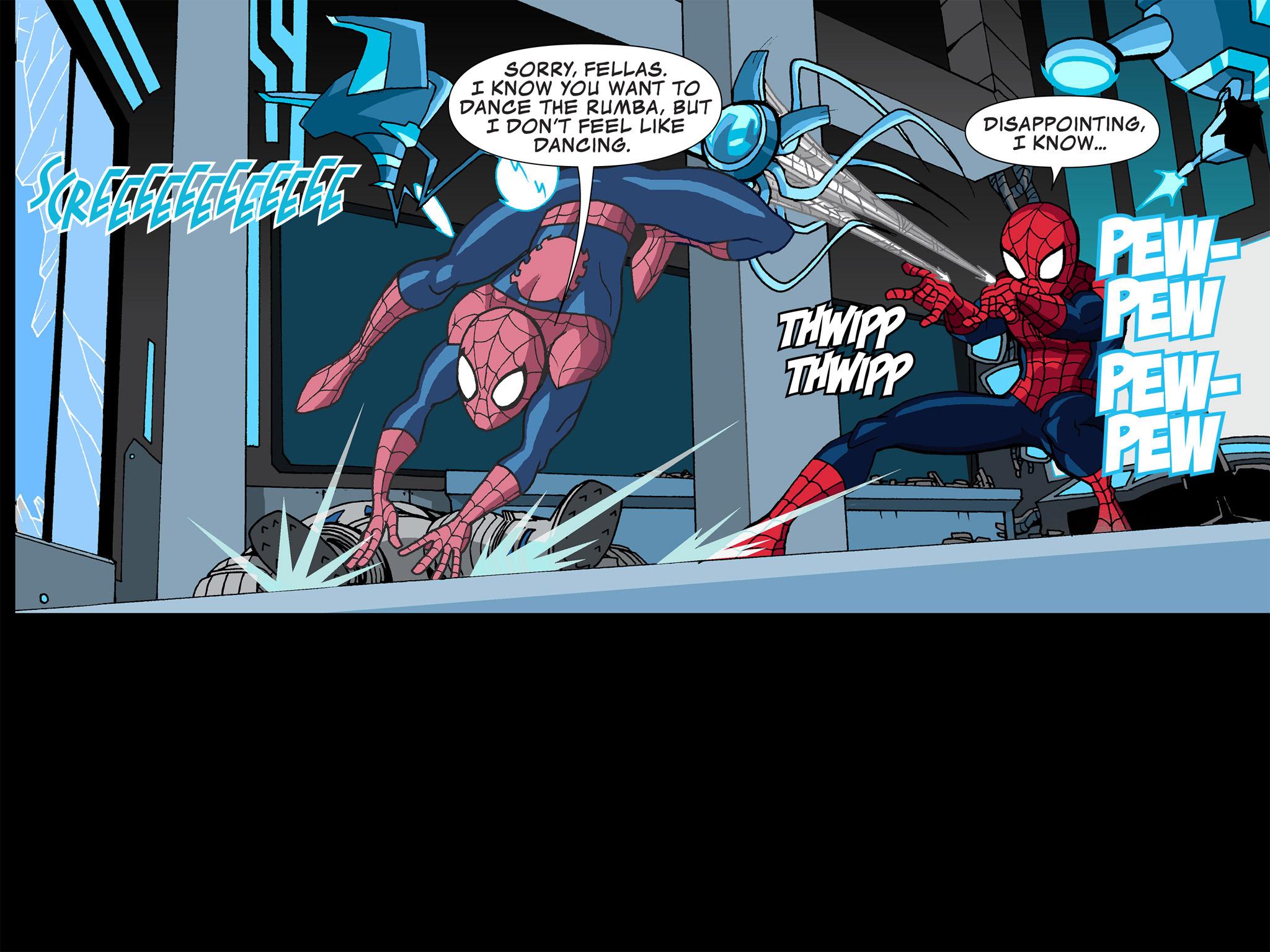 Read online Ultimate Spider-Man (Infinite Comics) (2015) comic -  Issue #4 - 41