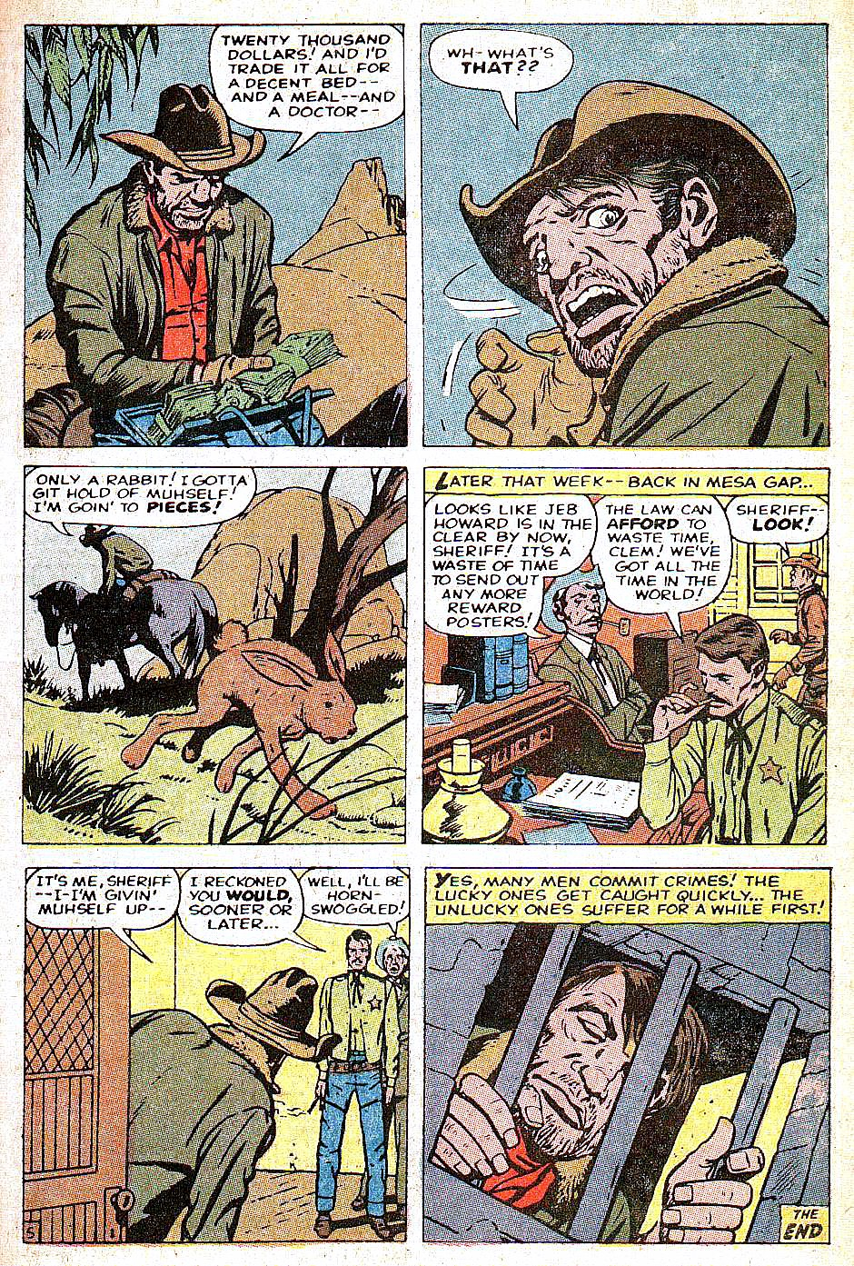 Western Gunfighters issue 1 - Page 16