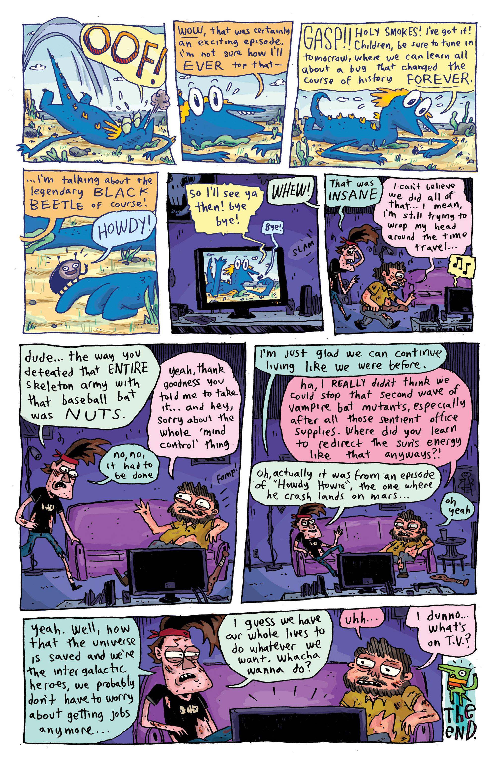 Read online Shutter comic -  Issue #13 - 28
