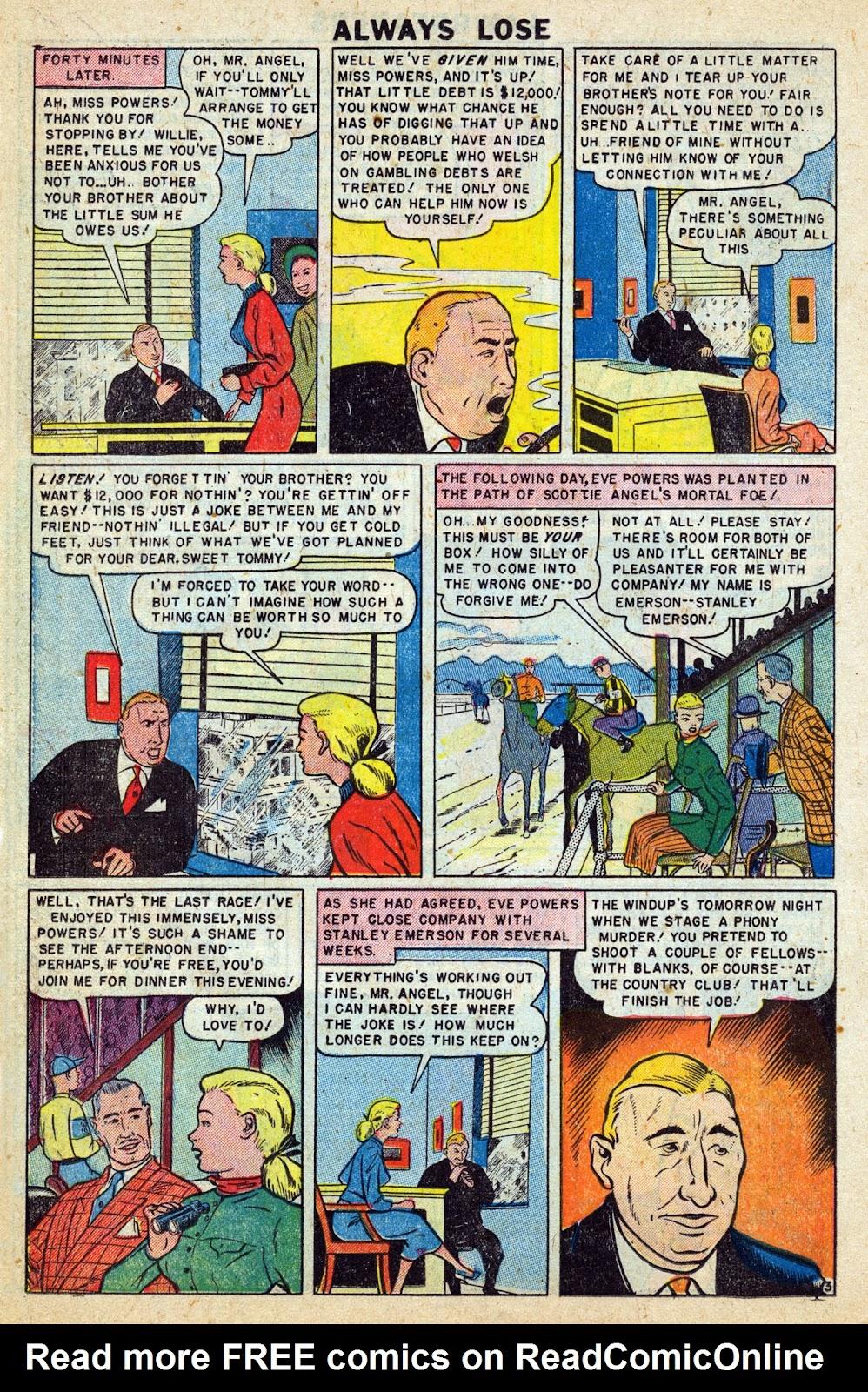 Lawbreakers Always Lose! issue 9 - Page 14