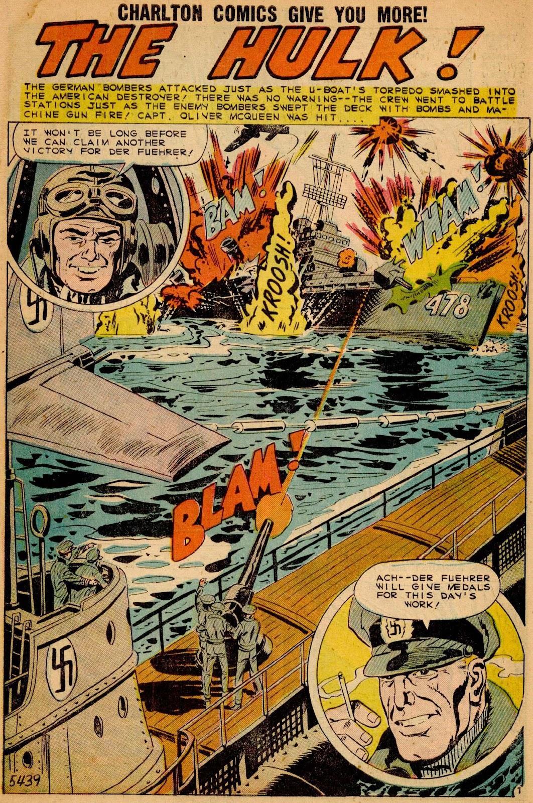 Read online Fightin' Navy comic -  Issue #90 - 3