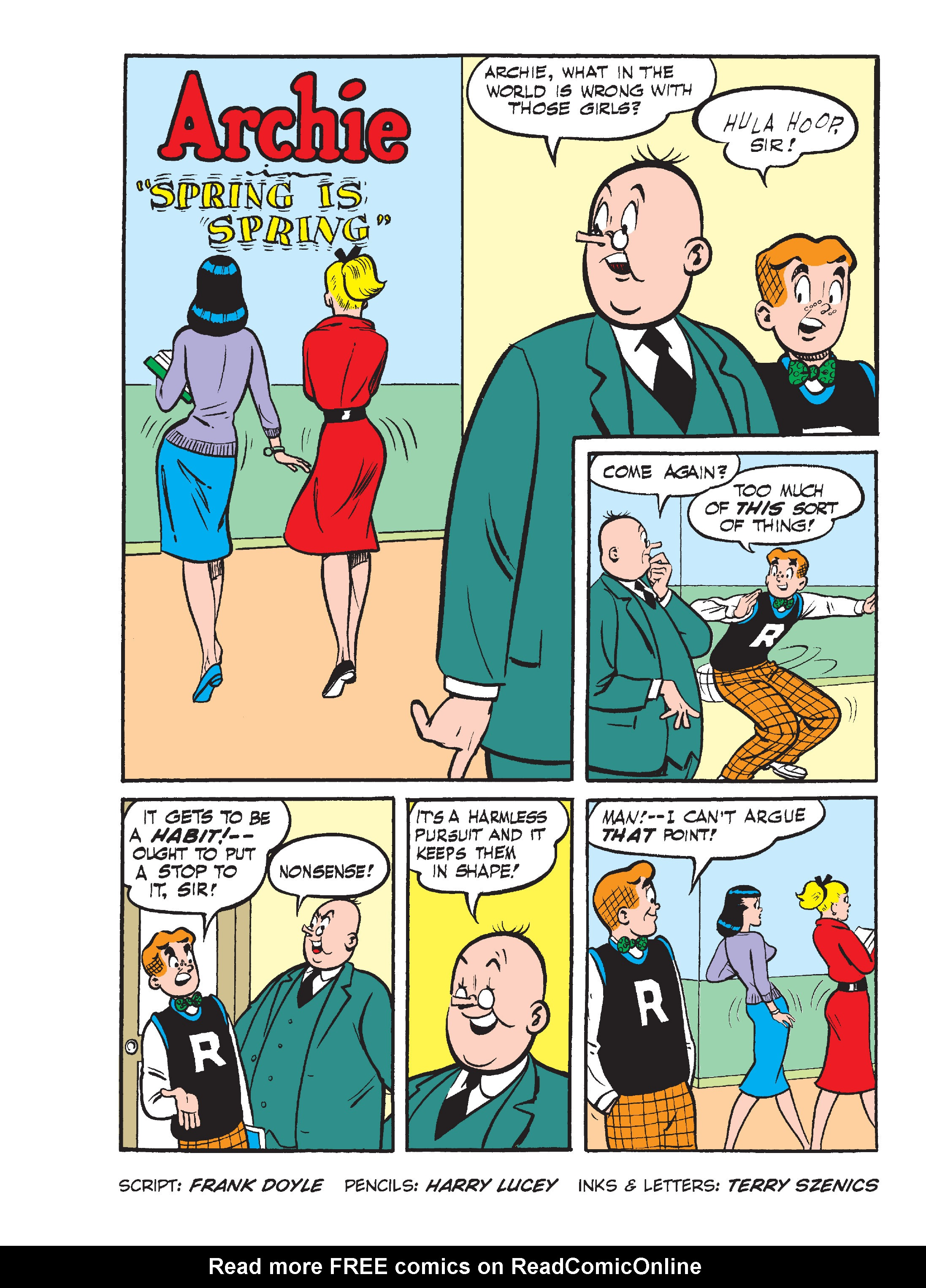 Read online Archie Giant Comics Collection comic -  Issue #Archie Giant Comics Collection TPB (Part 2) - 37