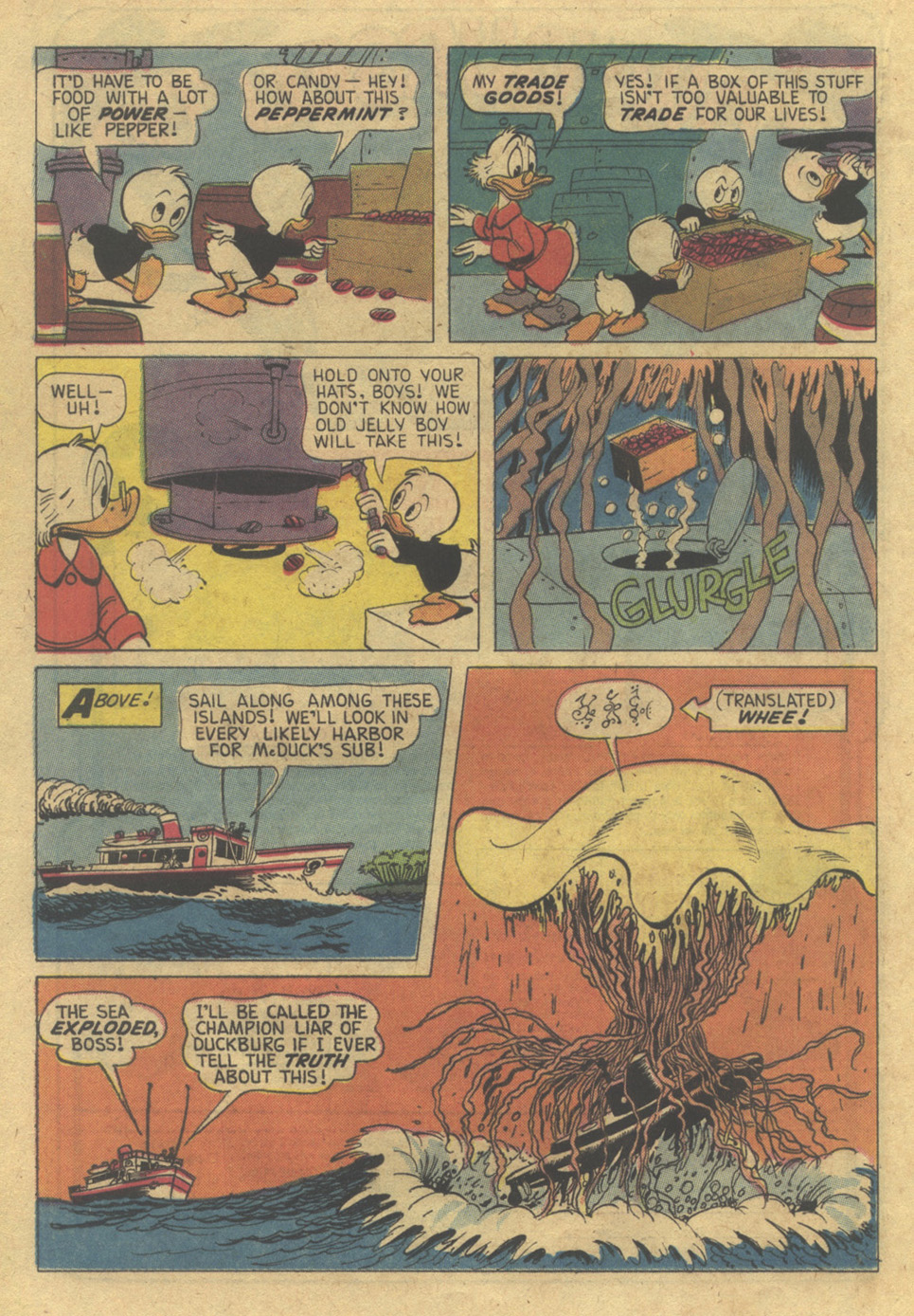 Read online Uncle Scrooge (1953) comic -  Issue #98 - 20