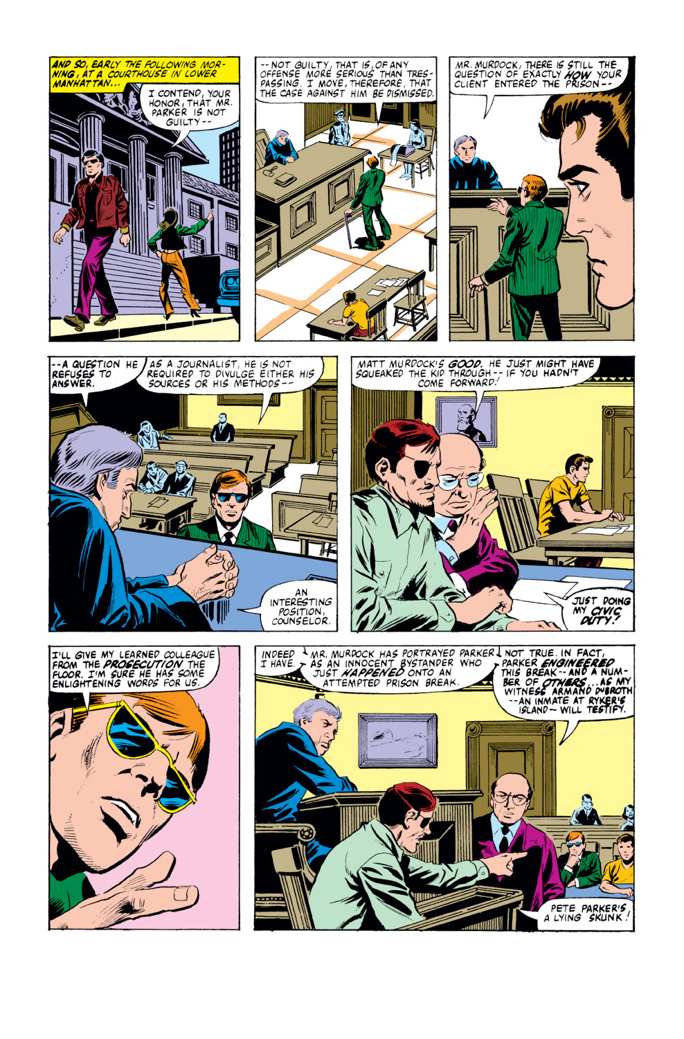 The Amazing Spider-Man (1963) 219 Page 7