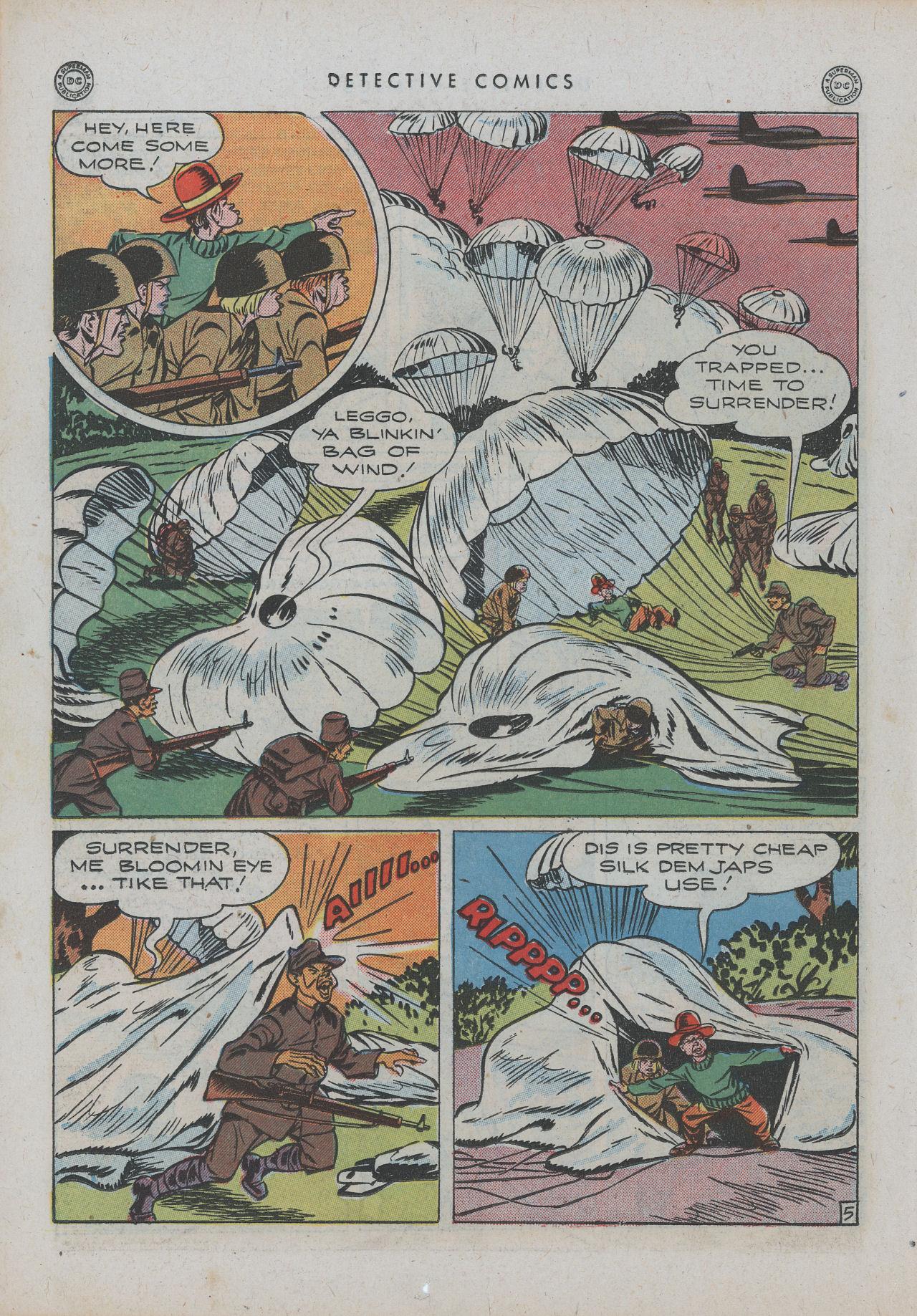 Read online Detective Comics (1937) comic -  Issue #99 - 37
