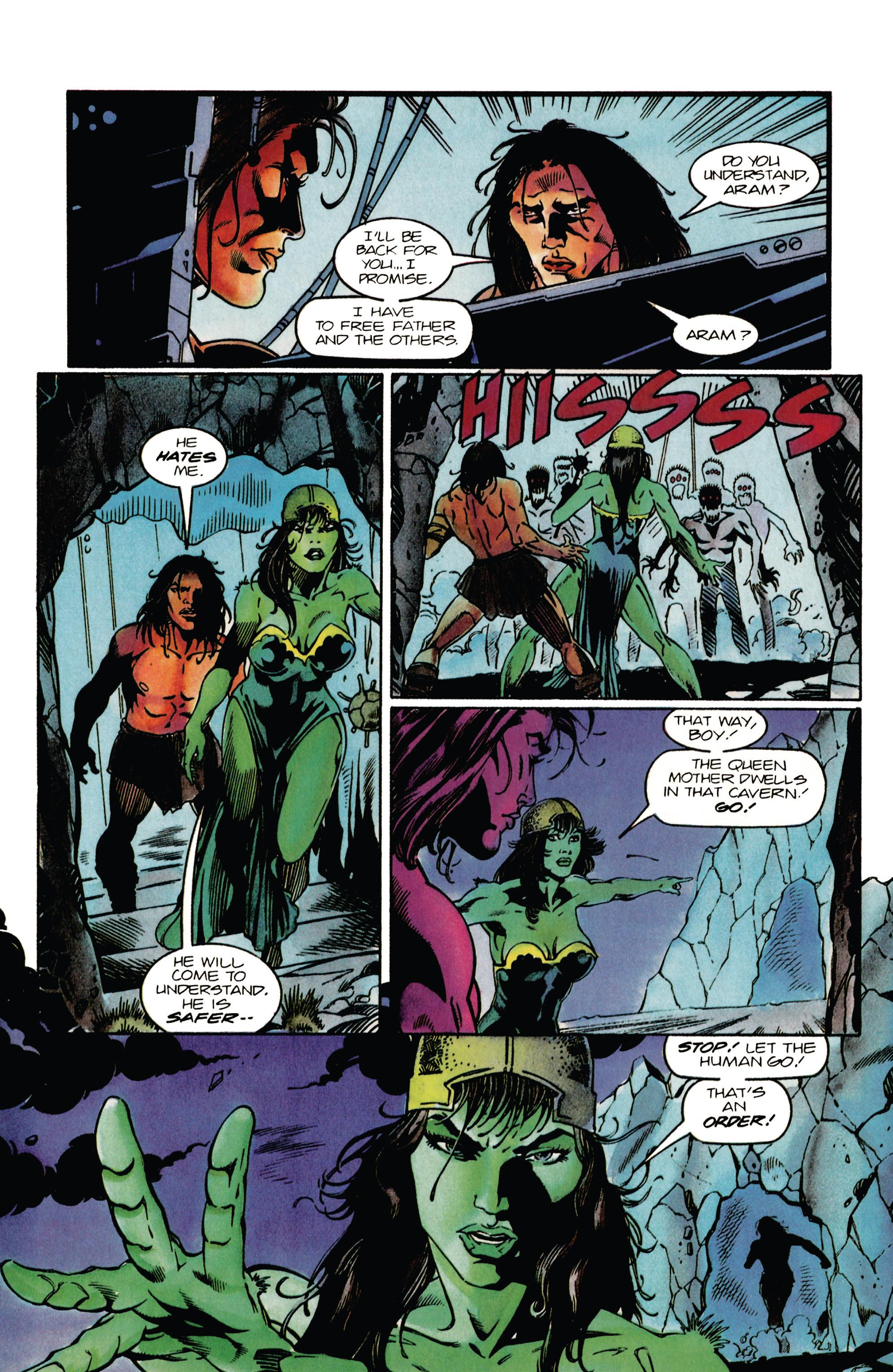 Read online Eternal Warrior (1992) comic -  Issue #38 - 11