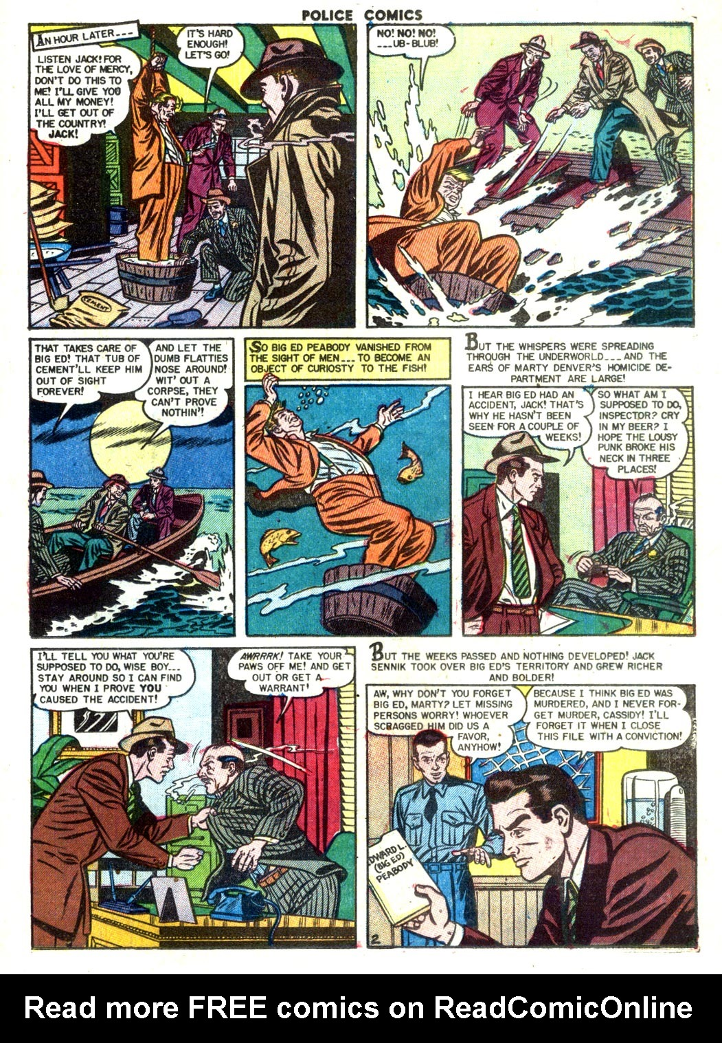Police Comics issue 105 - Page 27