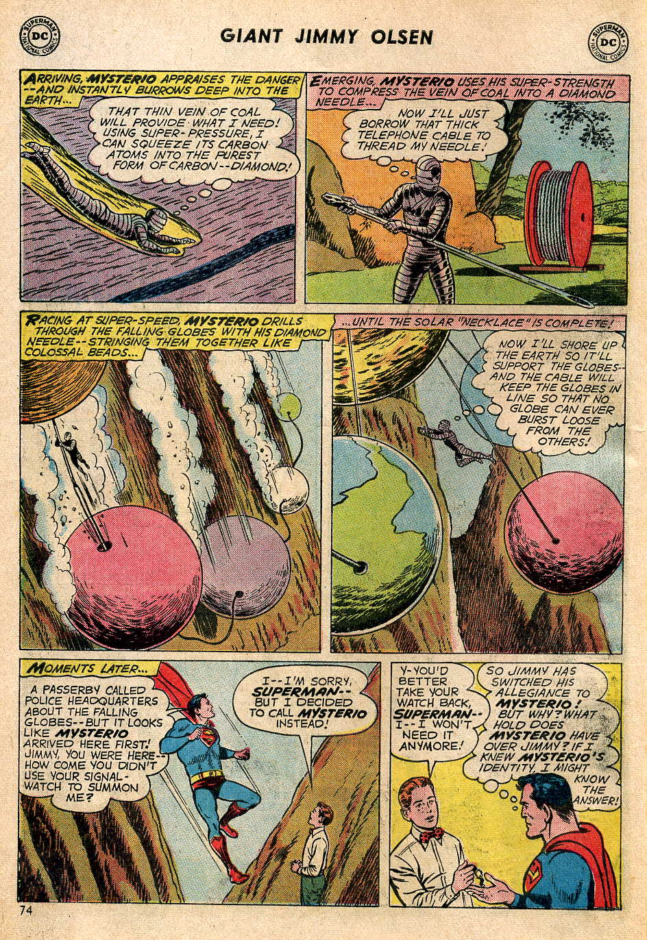 Read online 80 Page Giant comic -  Issue #13 - 77