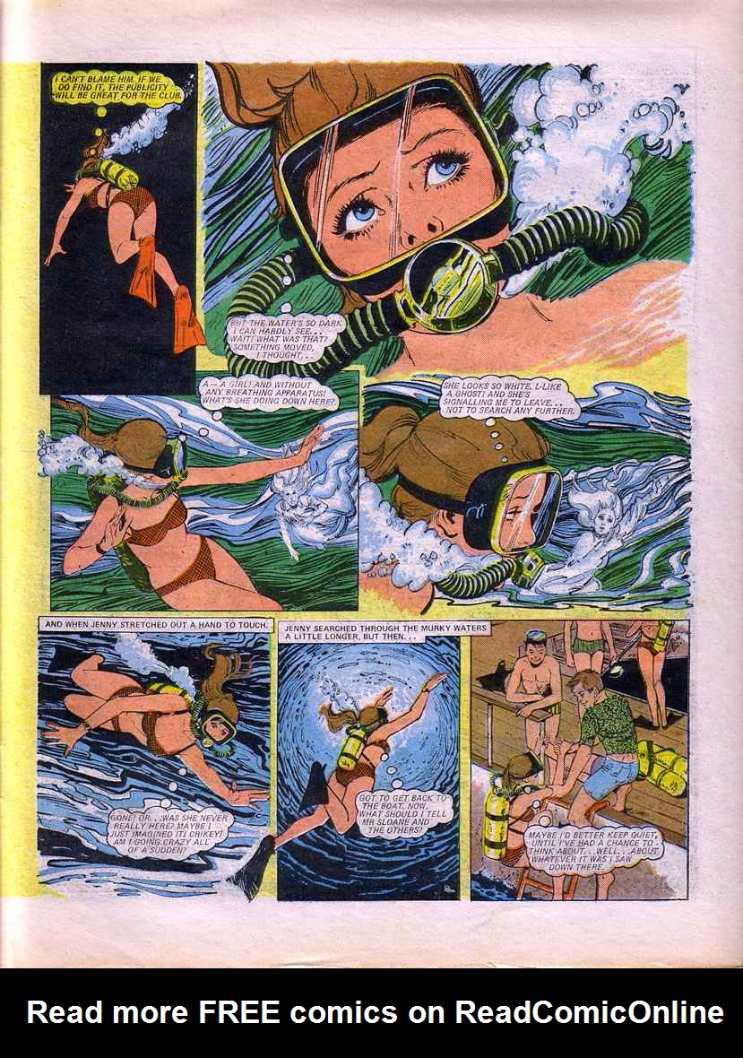 Read online Misty comic -  Issue #36 - 17