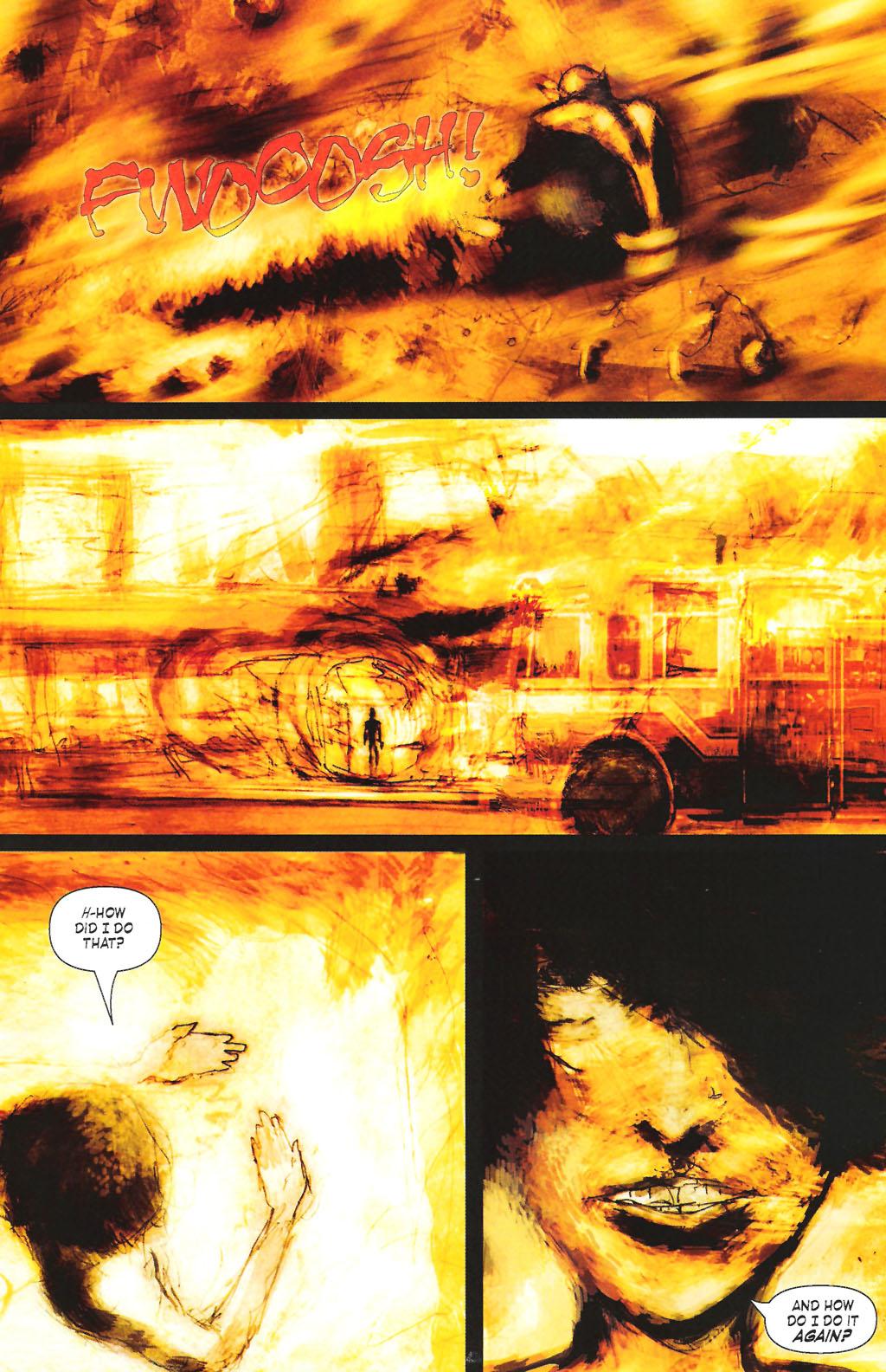 Read online ShadowHawk (2005) comic -  Issue #7 - 18