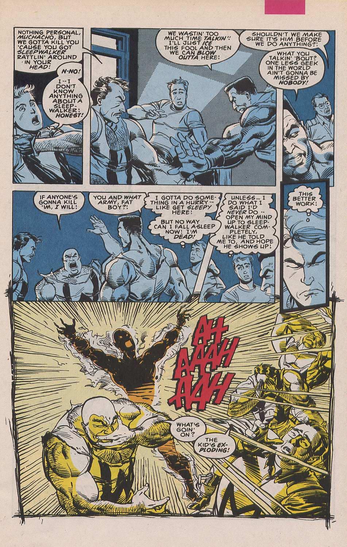 Read online Sleepwalker comic -  Issue #19 - 21