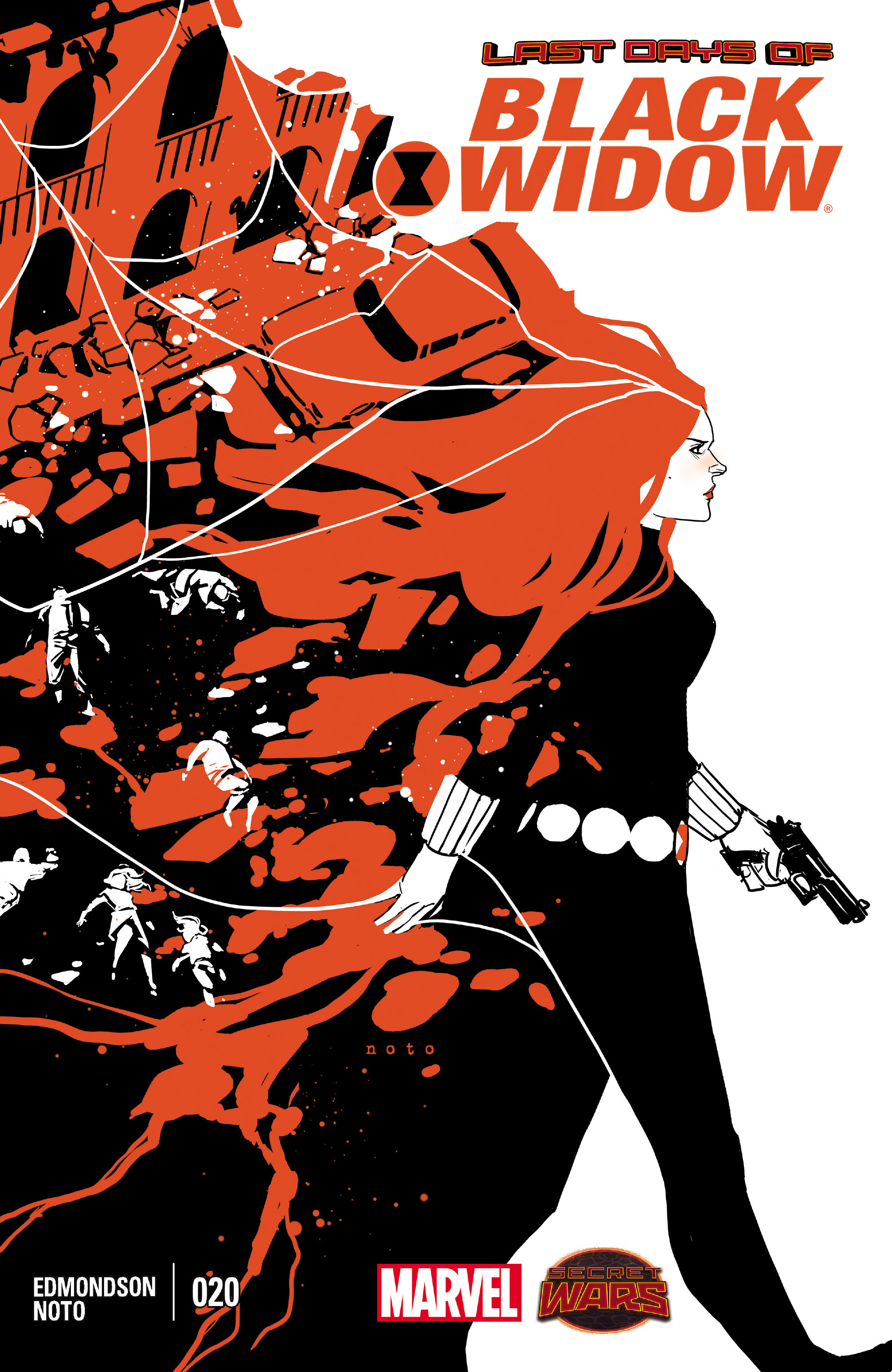 Read online Secret Wars: Last Days of the Marvel Universe comic -  Issue # TPB (Part 1) - 237