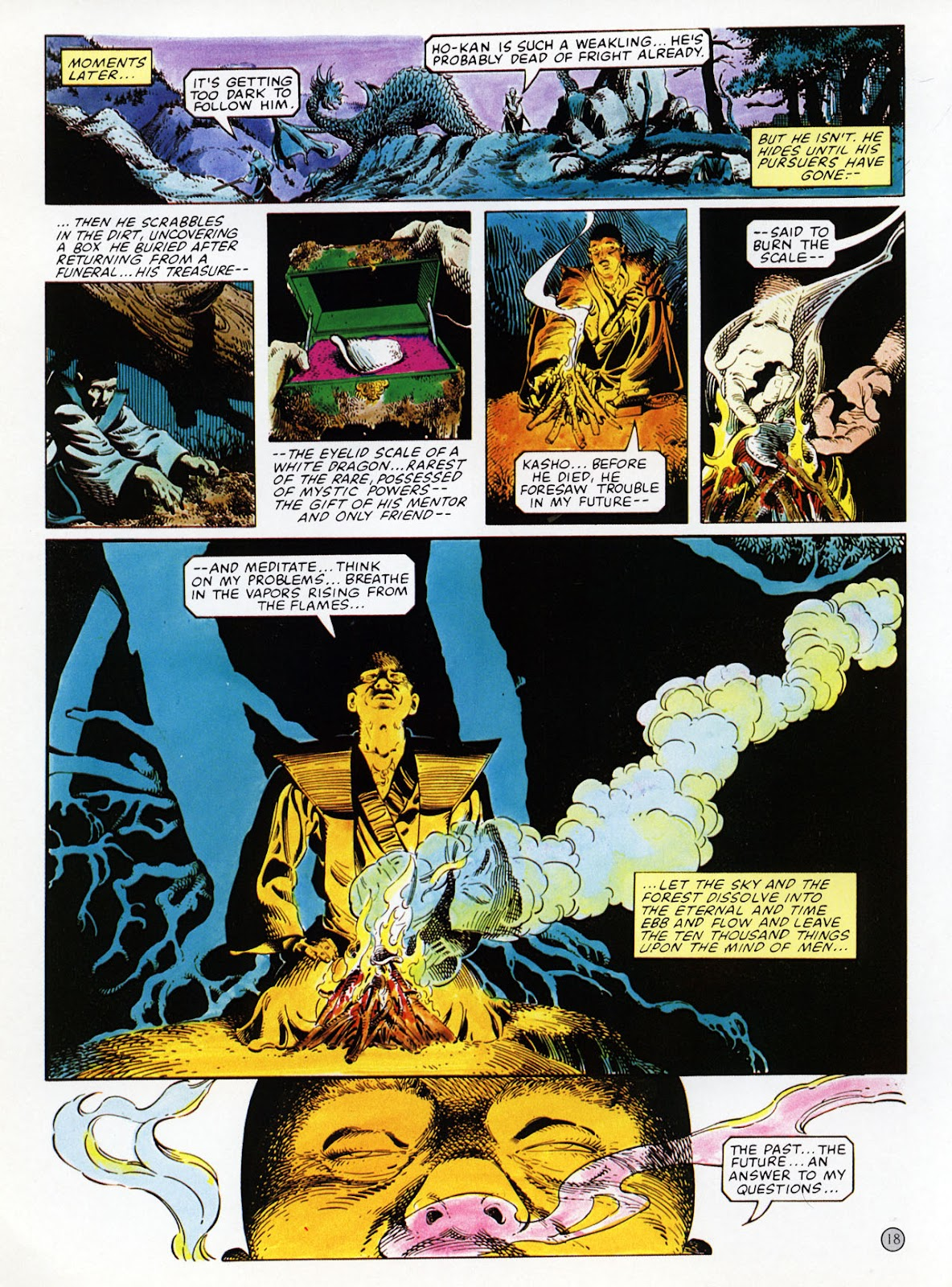 Read online Epic Graphic Novel: Last of the Dragons comic -  Issue # Full - 19