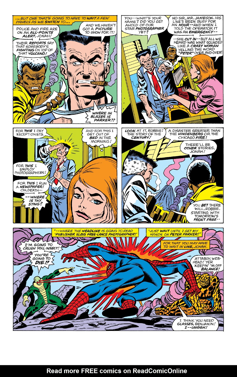 Read online Marvel Two-In-One Epic Collection: Cry Monster comic -  Issue # TPB (Part 4) - 77