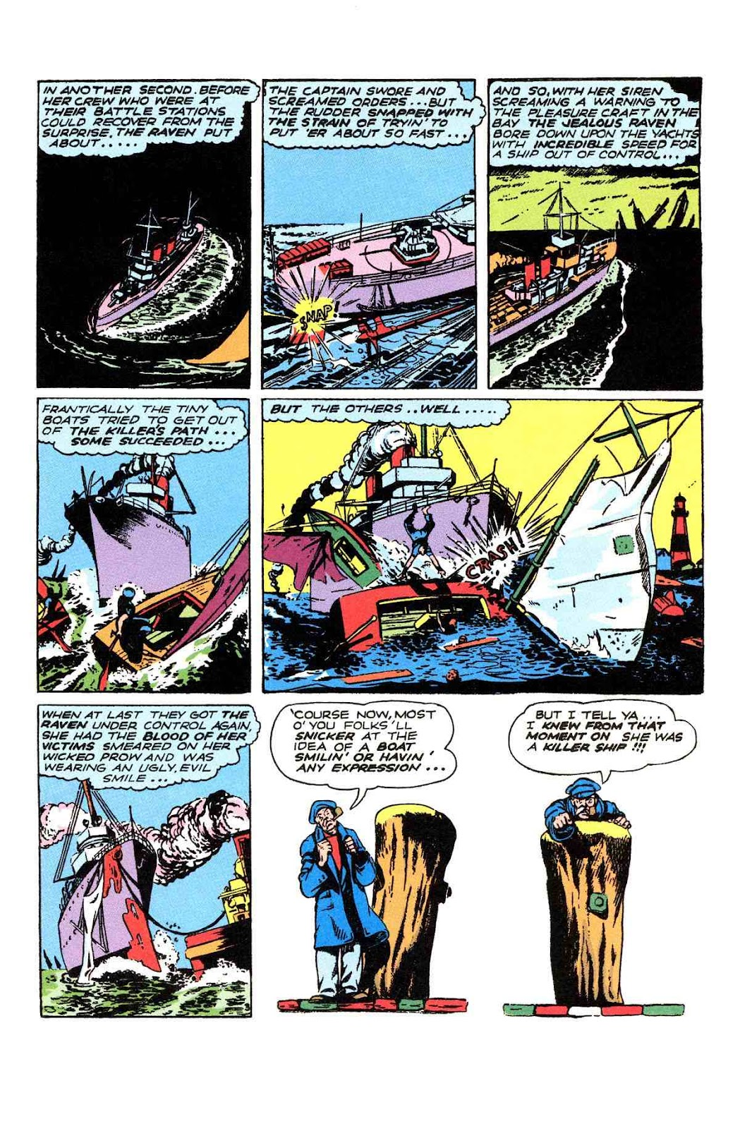 Read online Will Eisner's The Spirit Archives comic -  Issue # TPB 2 (Part 2) - 23