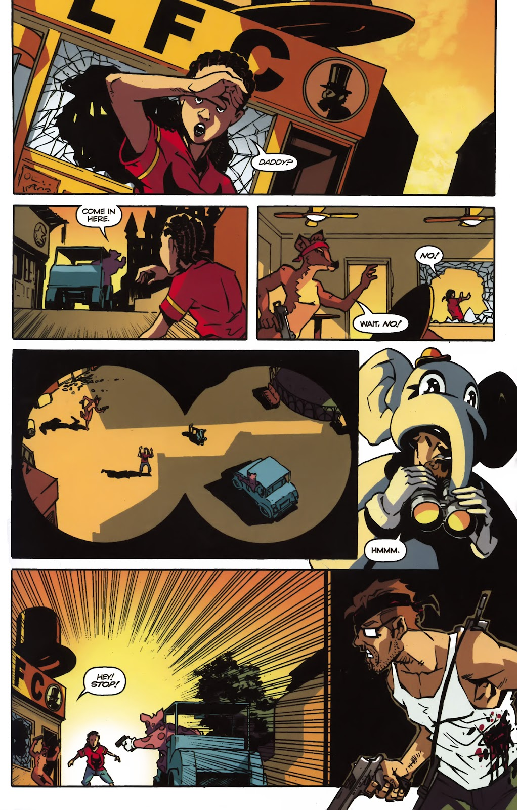 Read online Ricky Rouse Has A Gun comic -  Issue # TPB (Part 2) - 50