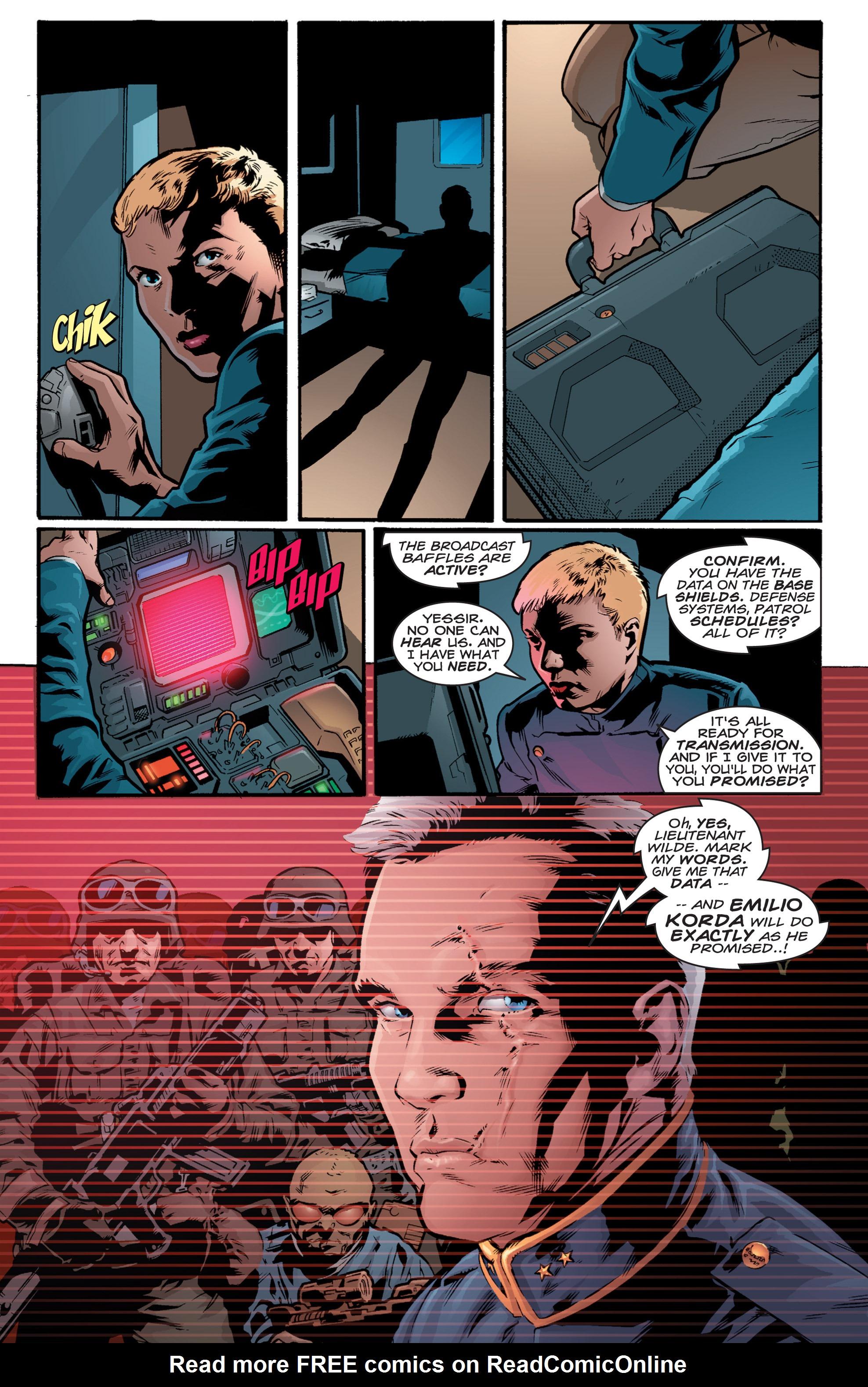 Read online Shockrockets comic -  Issue # TPB - 100