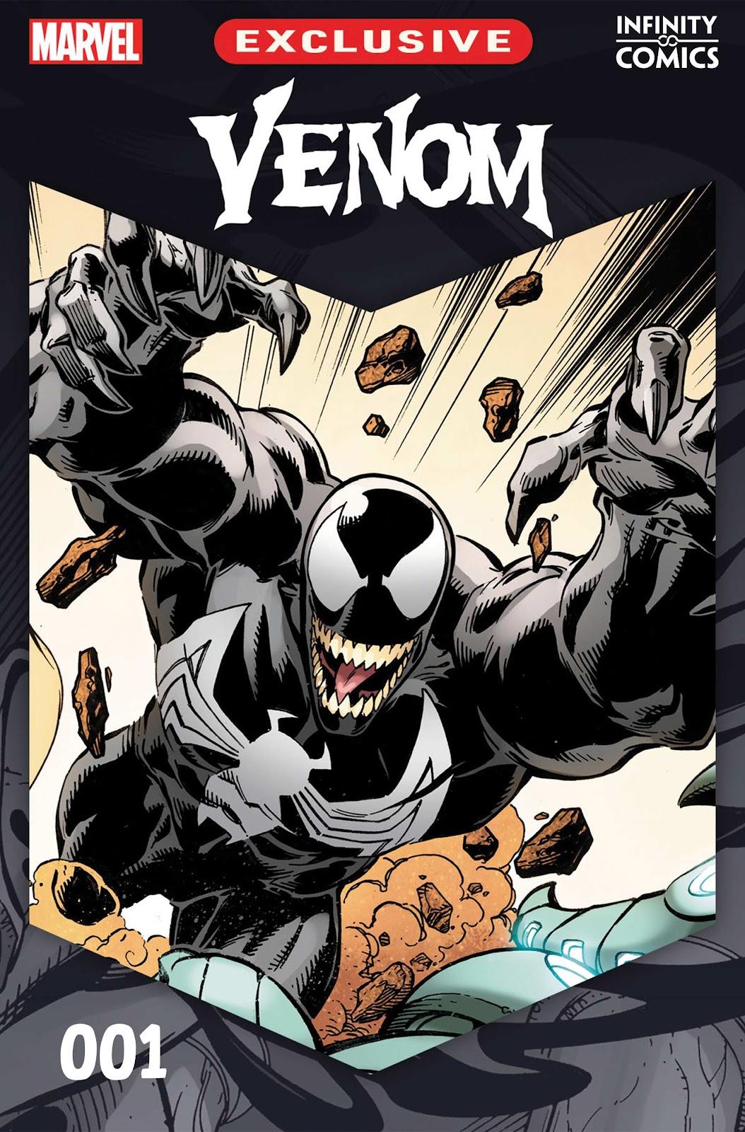Venom: Infinity Comic Primer issue 1 - Page 1