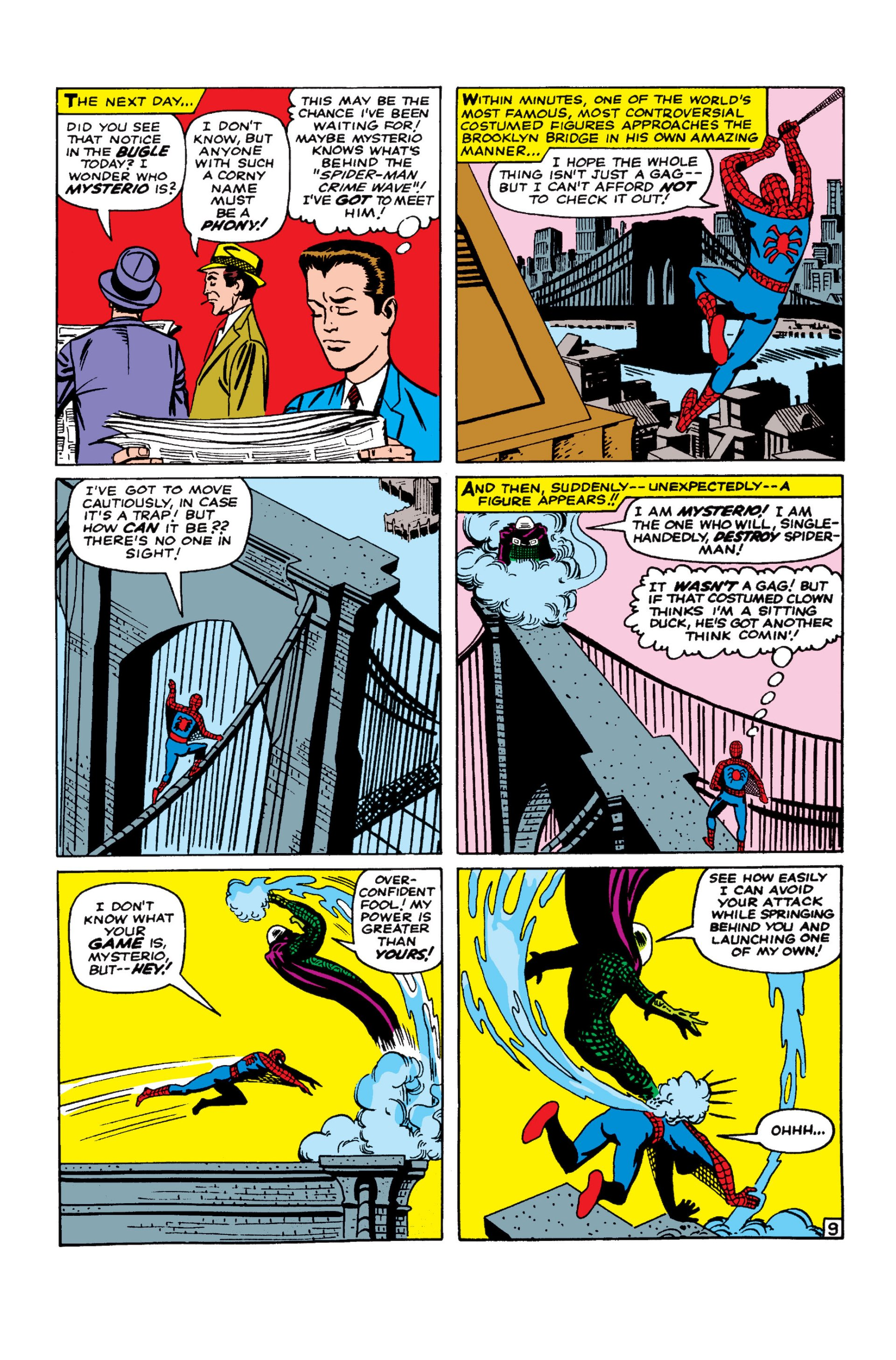 The Amazing Spider-Man (1963) 13 Page 9