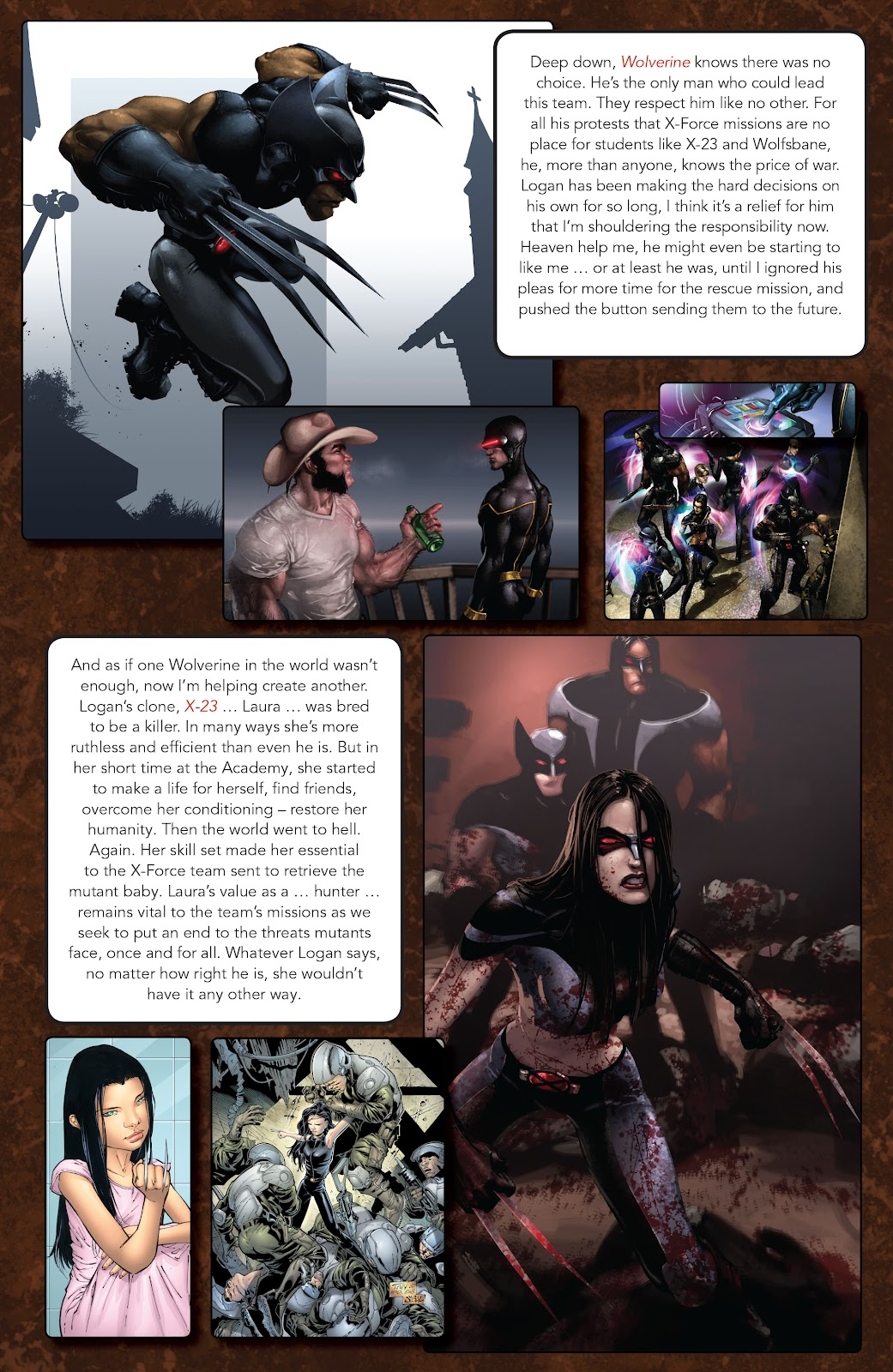 X-Men Milestones: Messiah War issue TPB_(Part_3) - Page 1