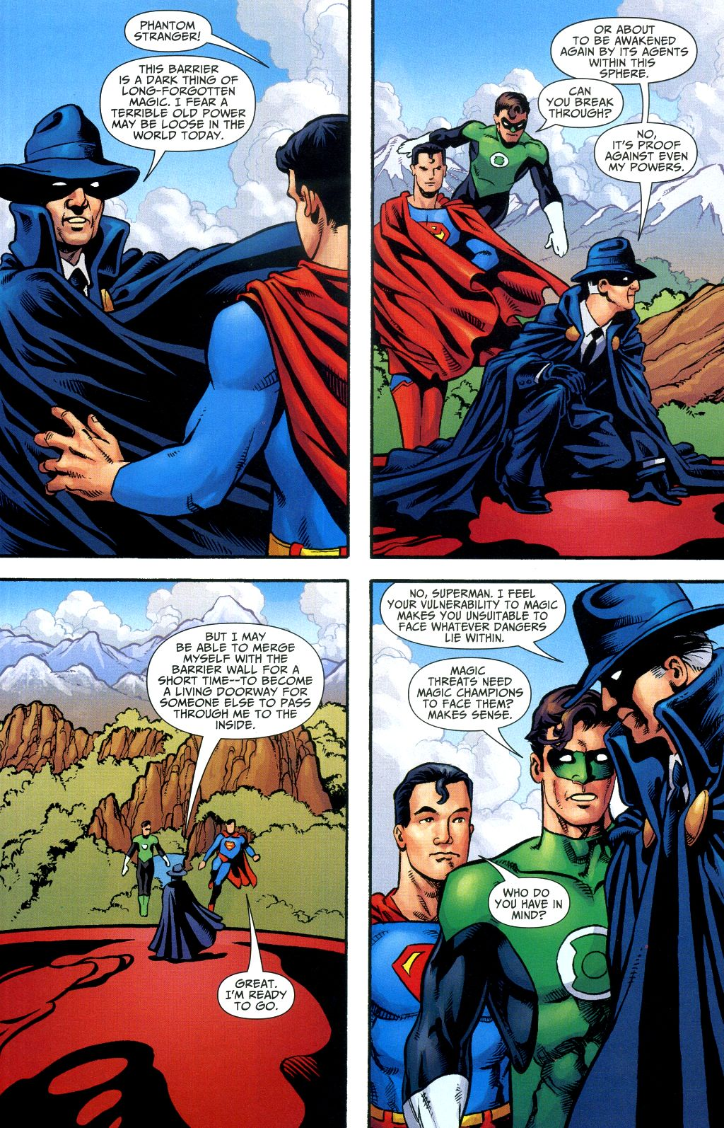 Read online Shadowpact comic -  Issue #1 - 11