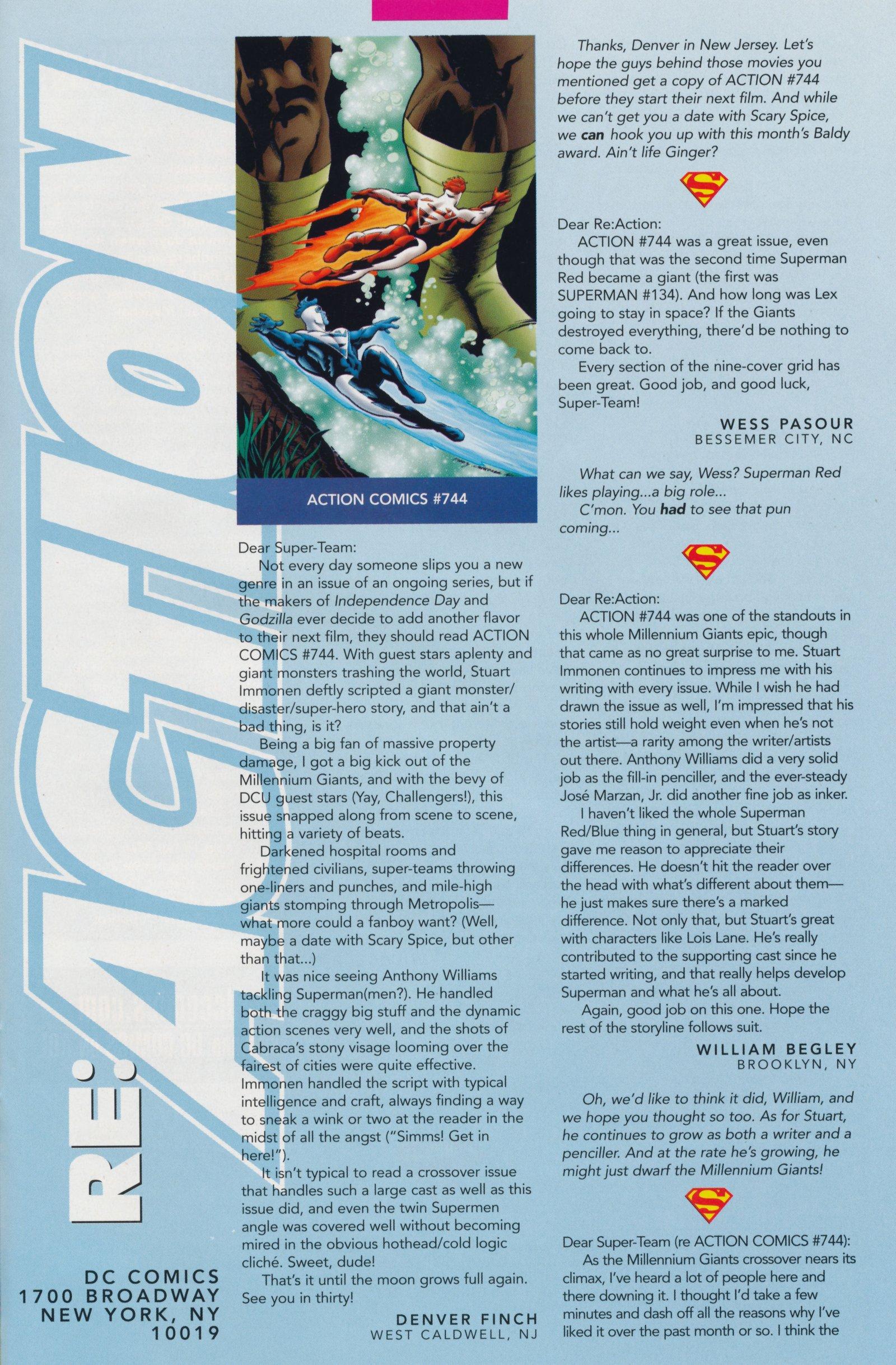 Action Comics (1938) 749 Page 31