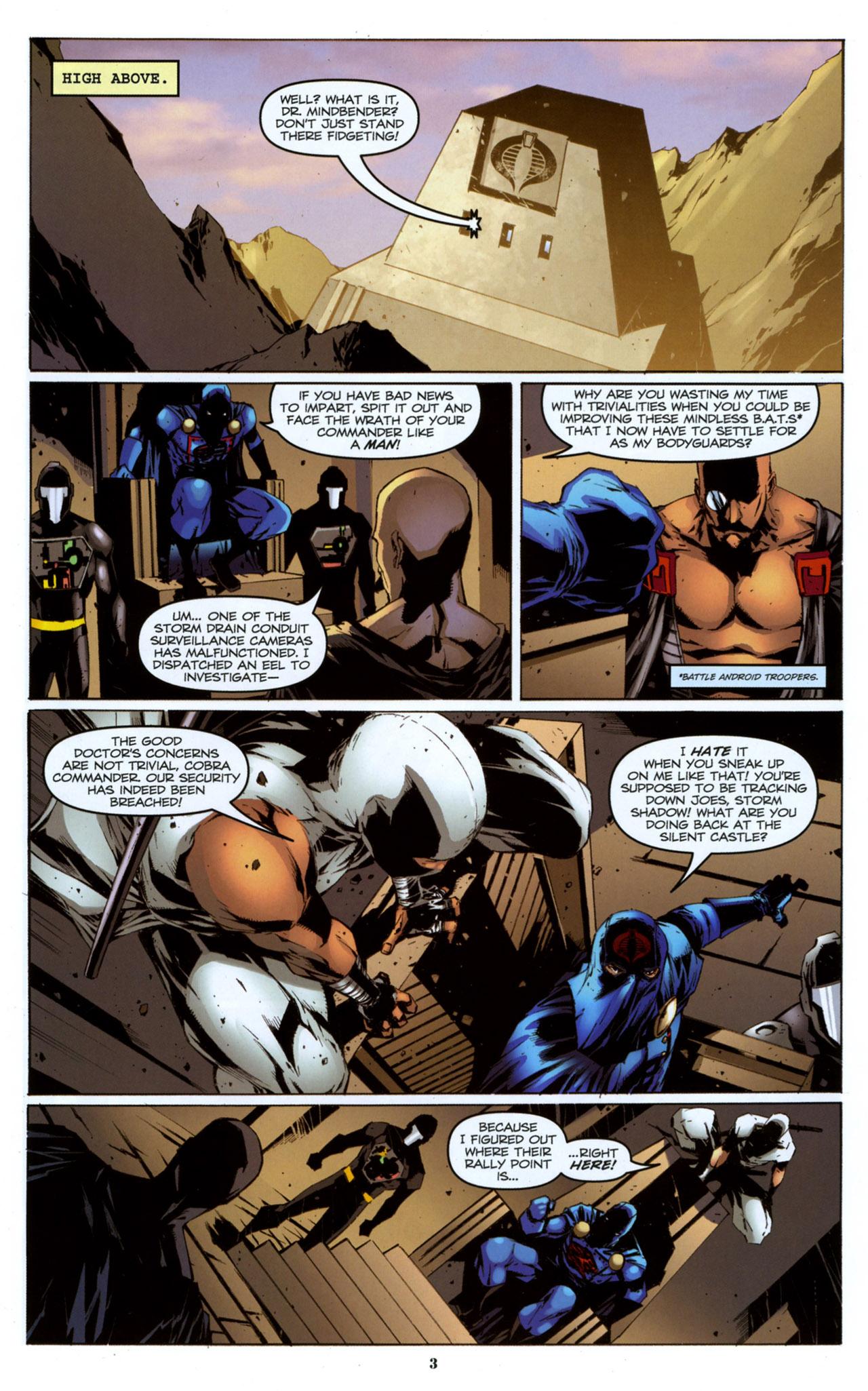 G.I. Joe: A Real American Hero 158 Page 4