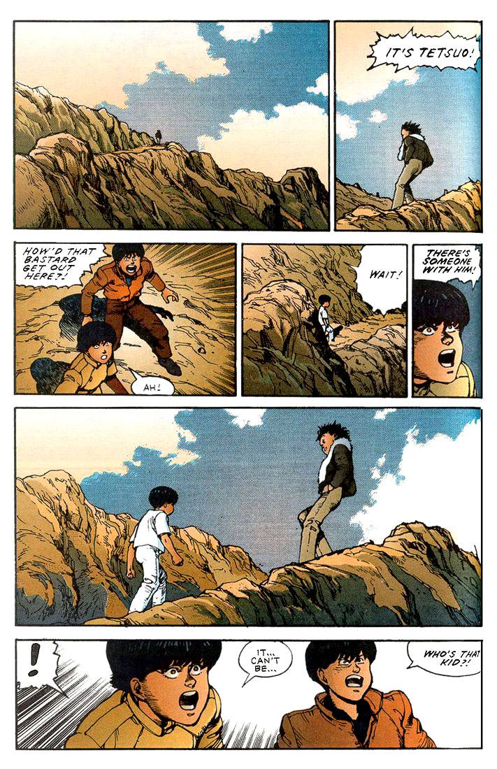 Read online Akira comic -  Issue #11 - 49
