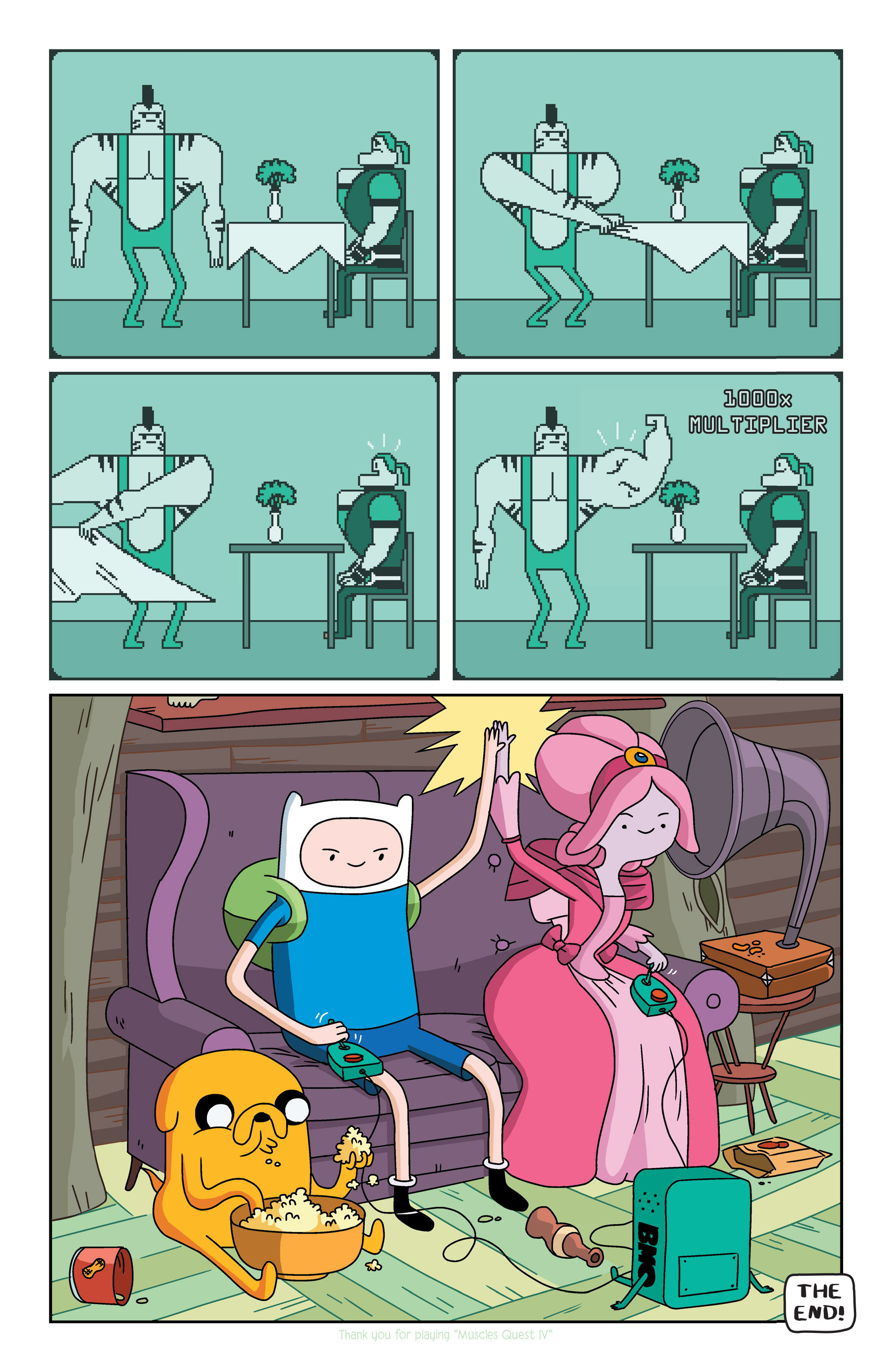 Read online Adventure Time comic -  Issue #Adventure Time _TPB 2 - 92