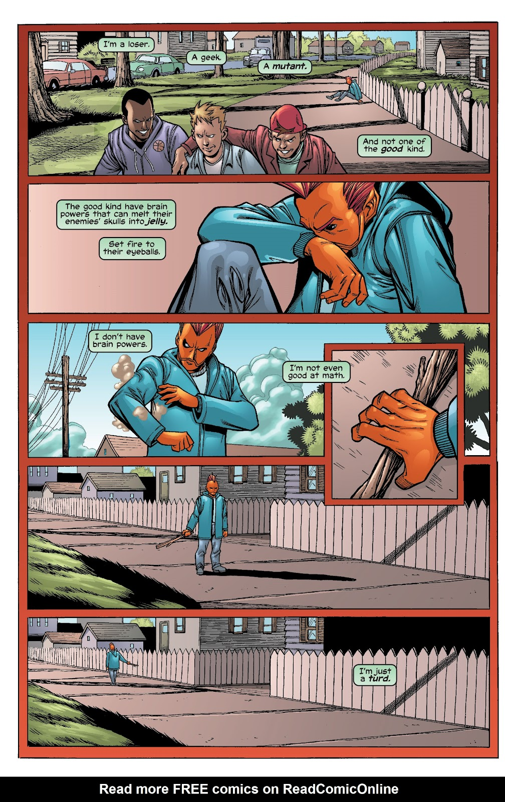 Read online X-Men: Unstoppable comic -  Issue # TPB (Part 1) - 7