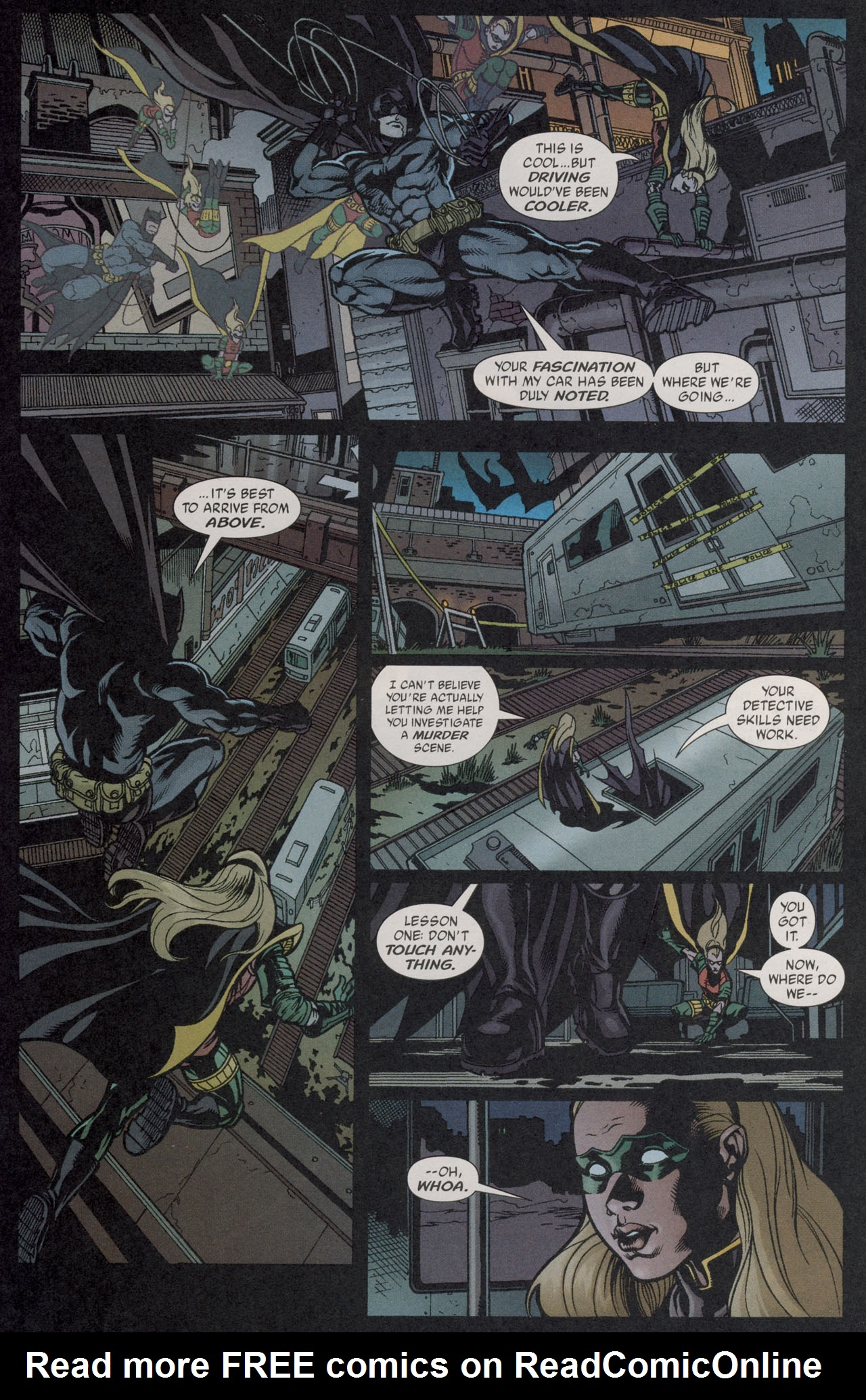 Read online Batman War Drums comic -  Issue # TPB - 182