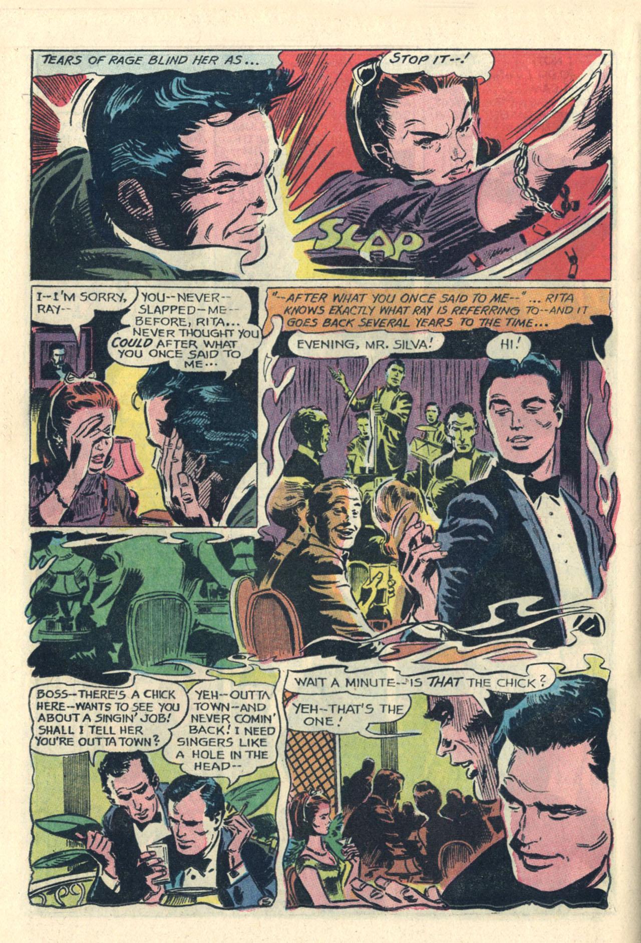 Read online Secret Hearts comic -  Issue #112 - 24