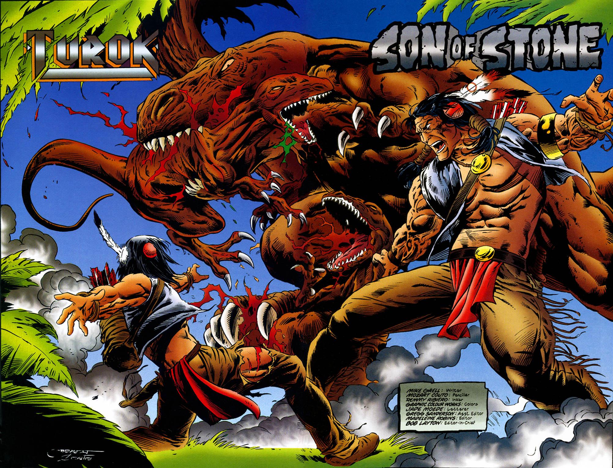 Read online Turok, Dinosaur Hunter (1993) comic -  Issue #43 - 5